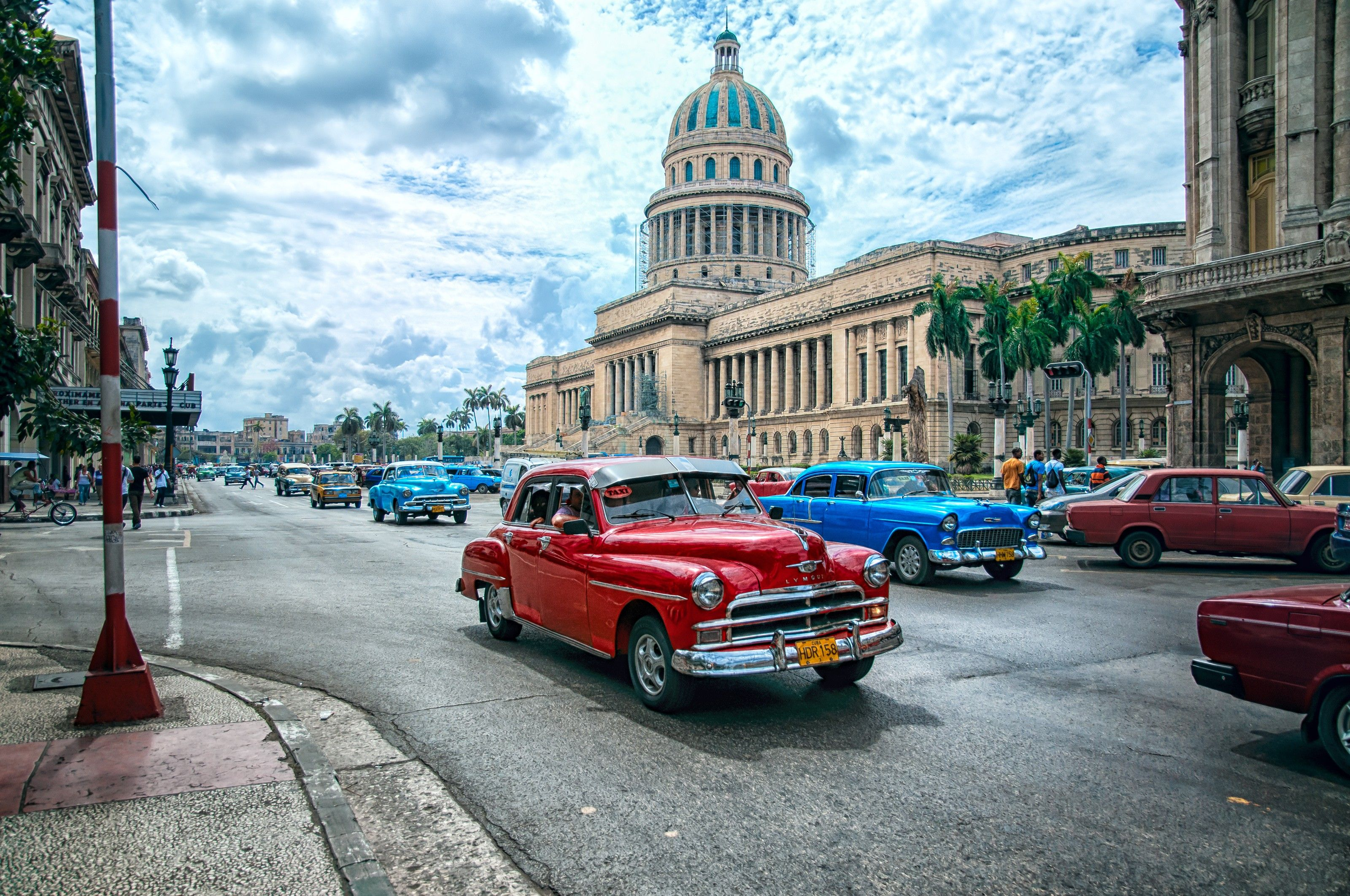 5 Cuba HD Wallpapers | Backgrounds - Wallpaper Abyss