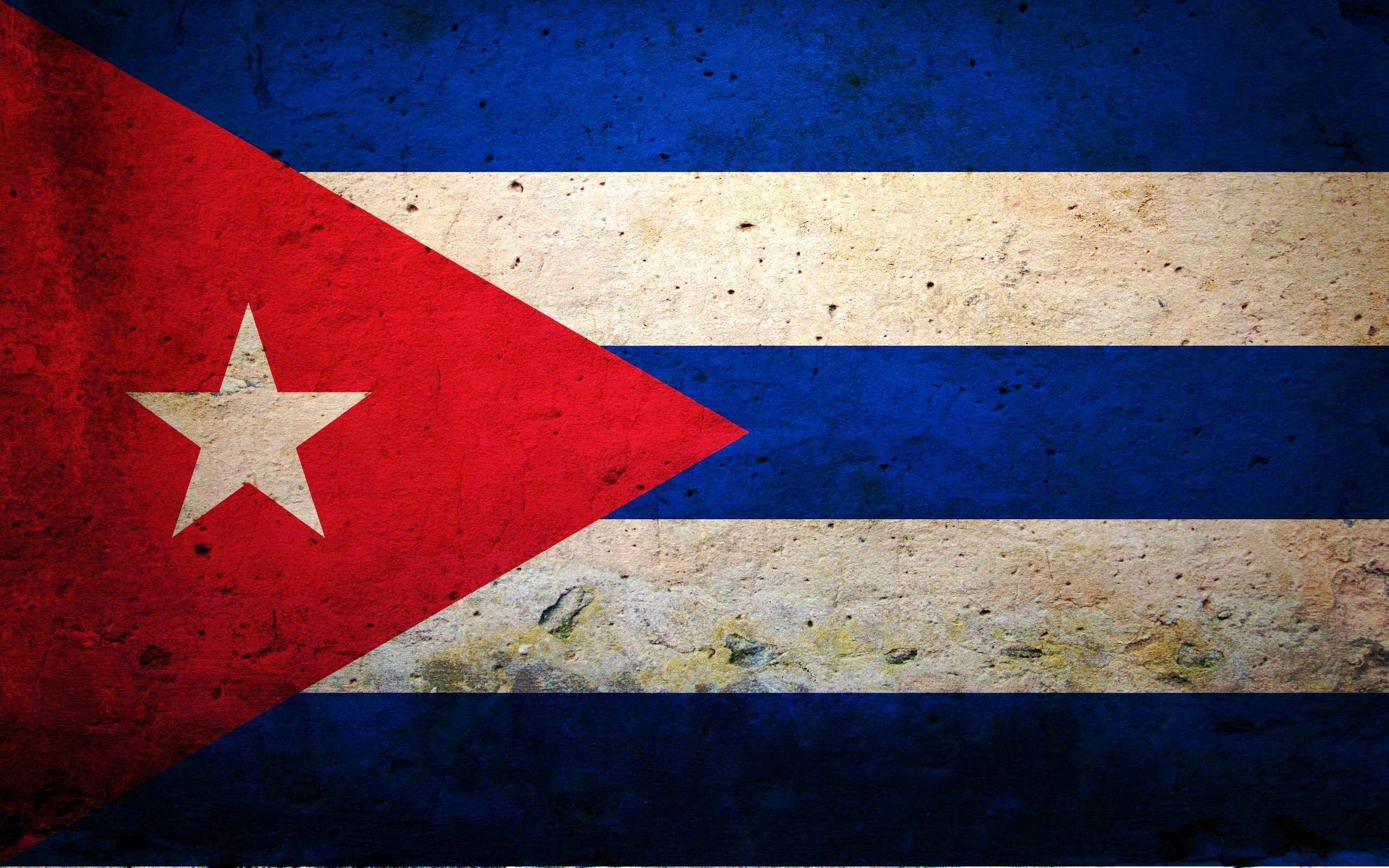 2 Flag Of Cuba HD Wallpapers | Backgrounds - Wallpaper Abyss