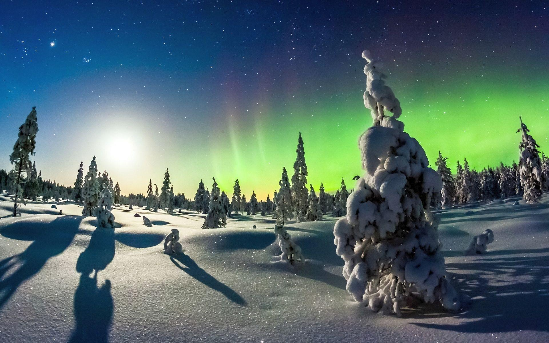 Northern Lights Backgrounds Download Free