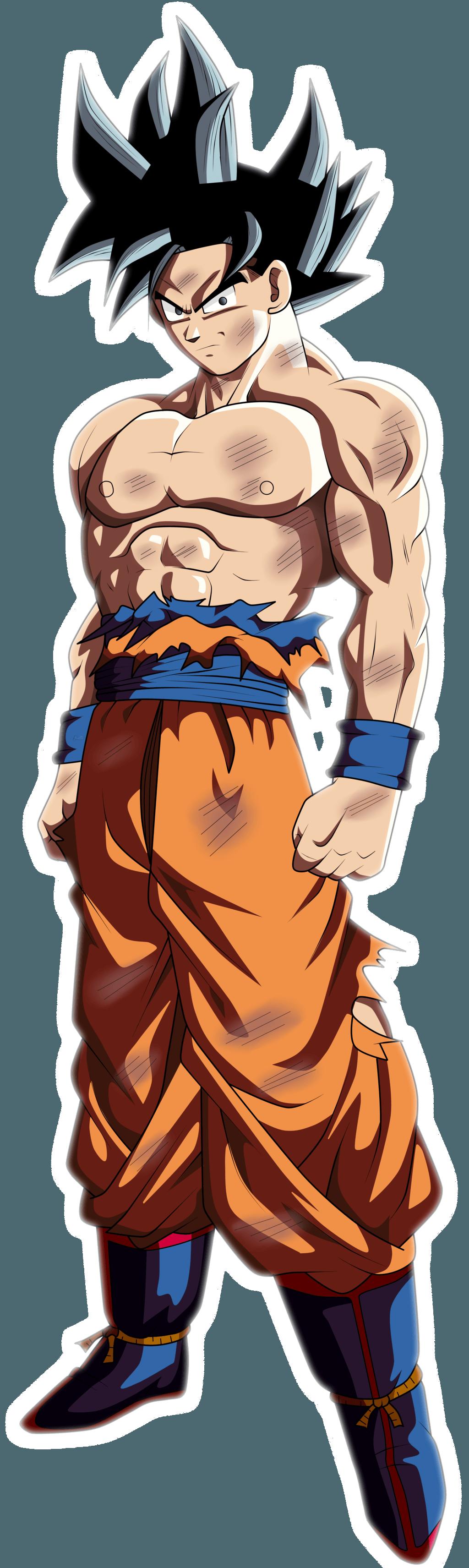 Limit Breaker Goku Wallpapers