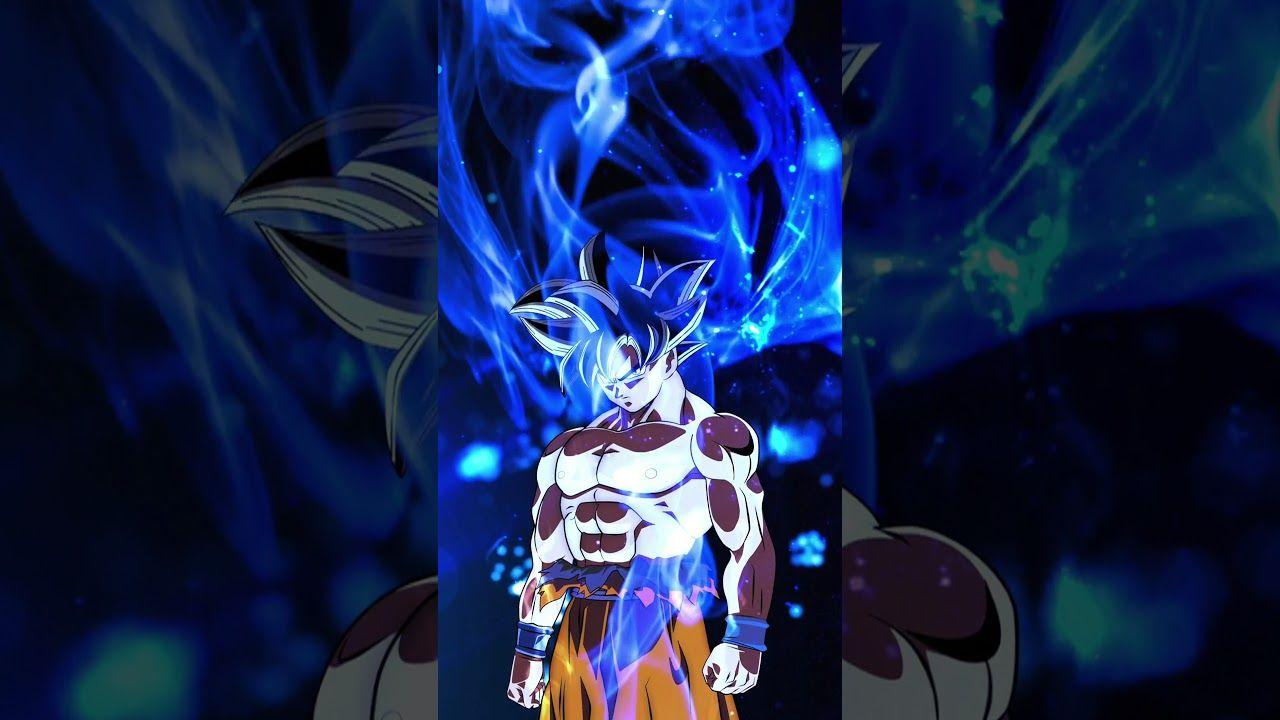 Wallpaper Do Goku Limit Breaker