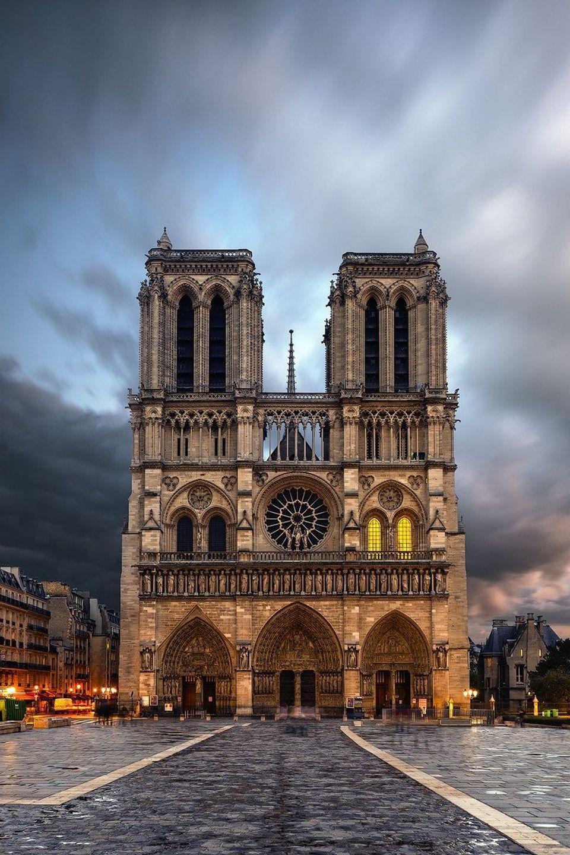 Notre-Dame De Paris Wallpapers - Wallpaper Cave