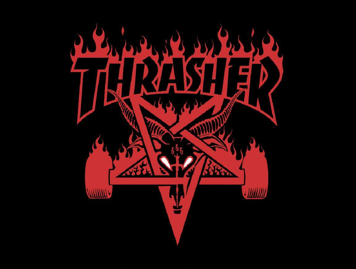 Thrasher Wallpapers 48 Full High Quality Images In
