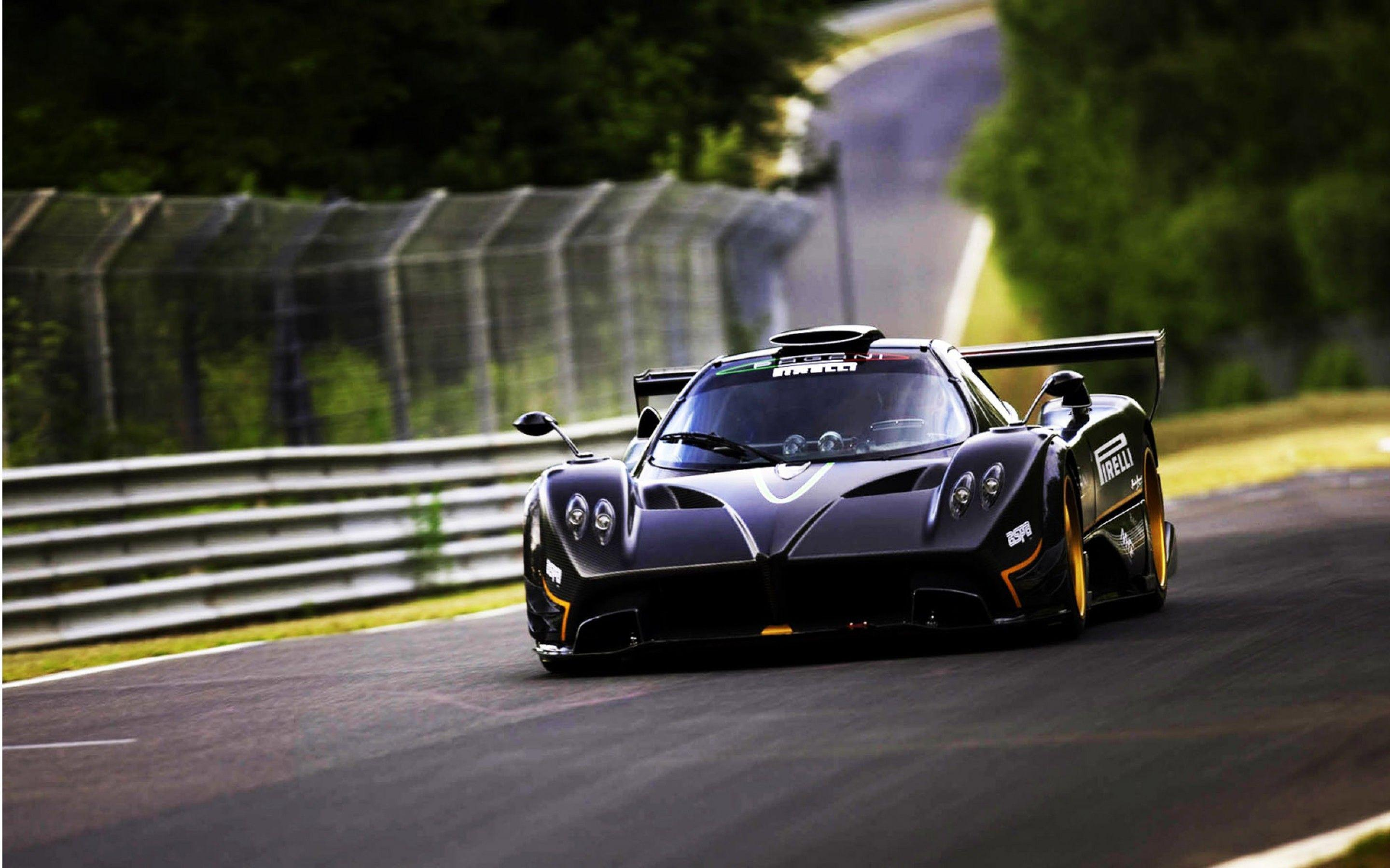Pagani Zonda R Wallpapers Wallpaper Cave