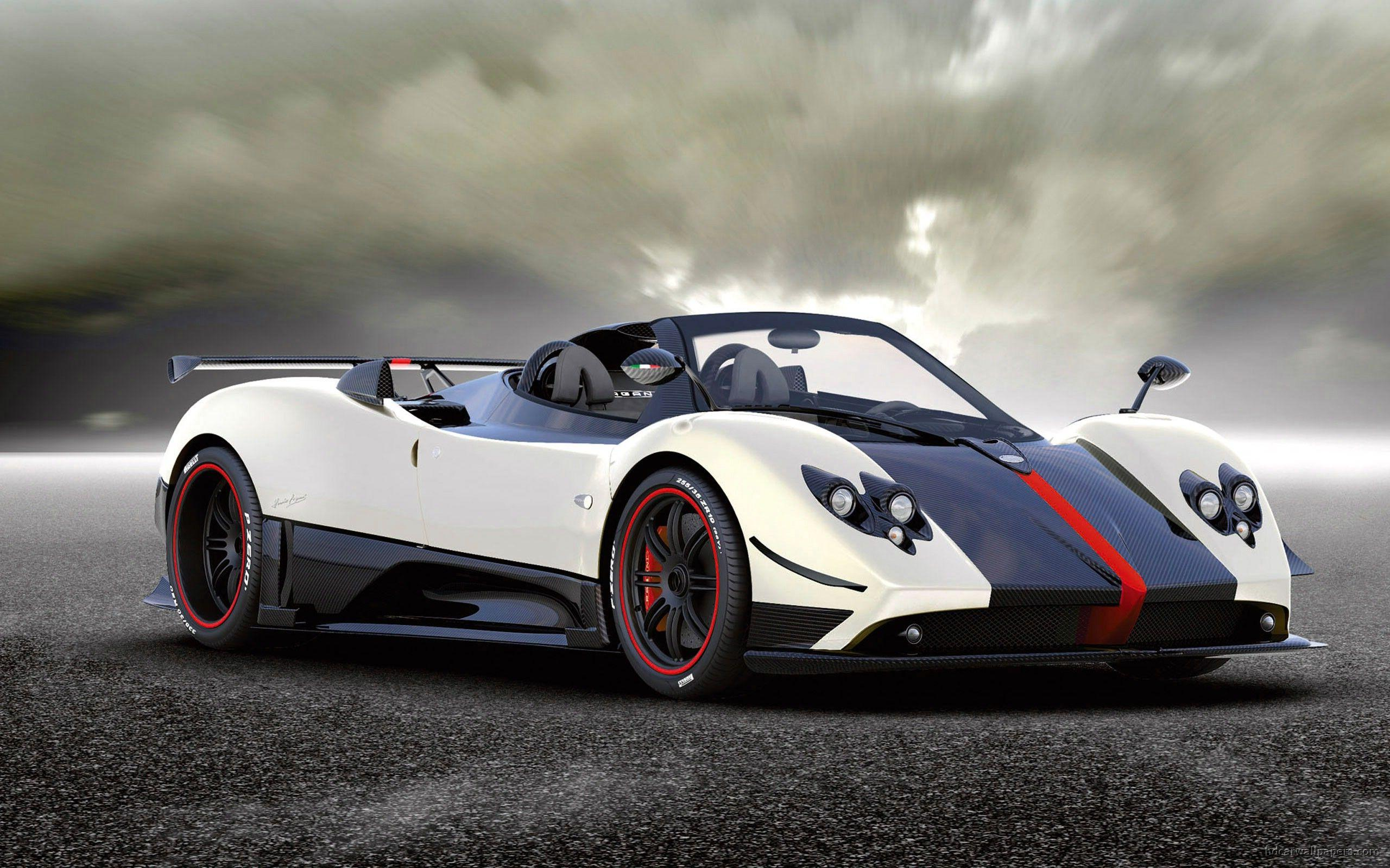 Pagani Zonda R Wallpaper   WallpaperSafari
