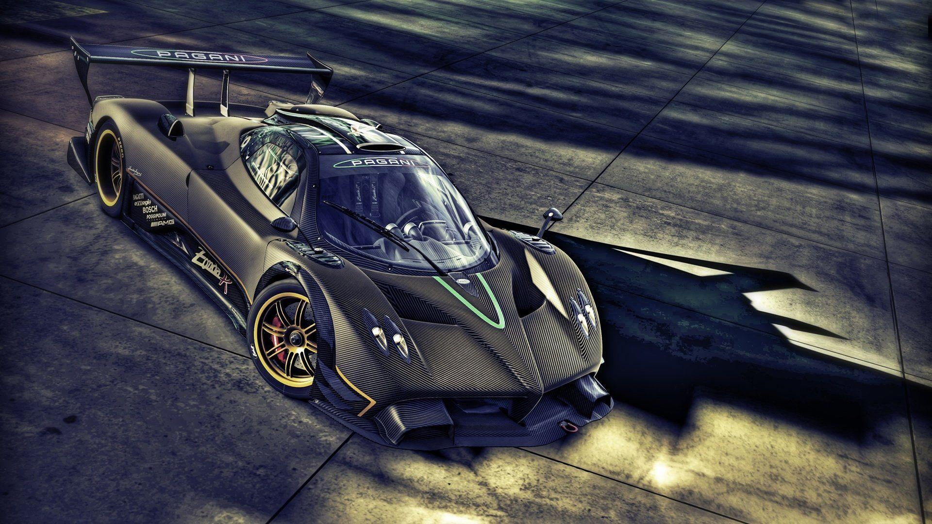 11 Pagani Zonda R HD Wallpapers | Backgrounds - Wallpaper Abyss