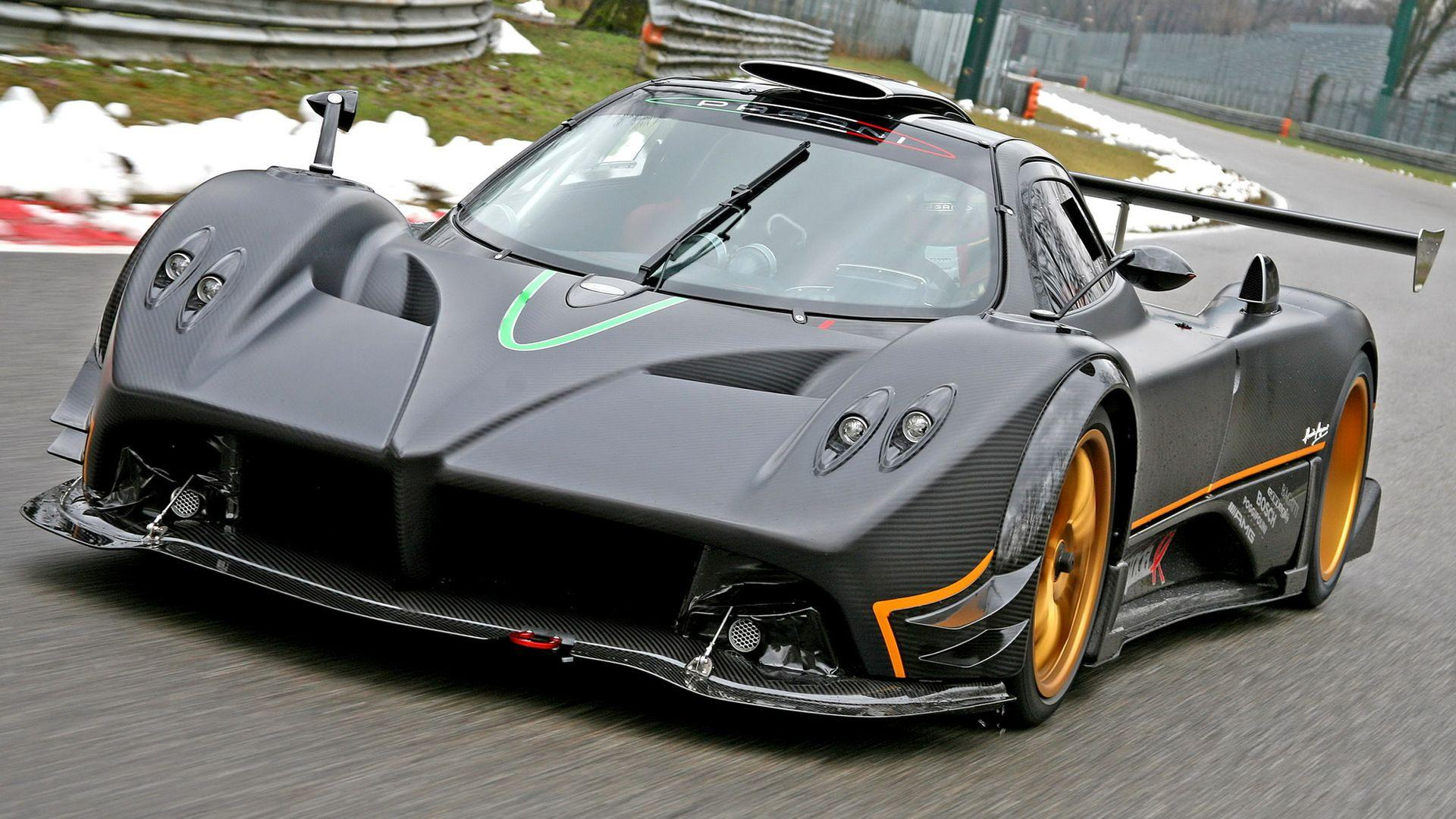 Pagani Zonda R (2009) Wallpapers and HD Images - Car Pixel