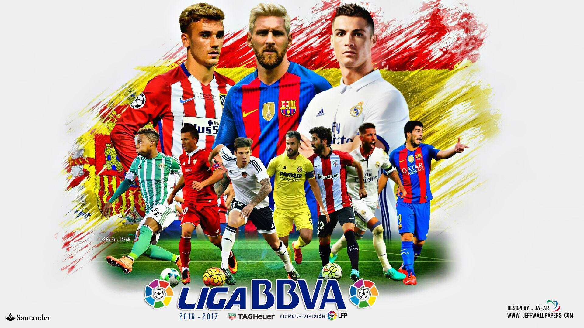 La Liga Wallpaper 2019 La Liga Tabel Fixtures