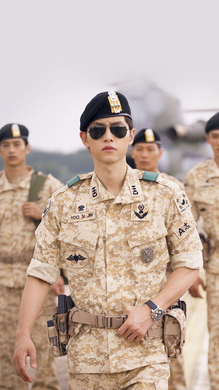 Best 25+ Song joong ki descendants of the sun wallpapers ideas on