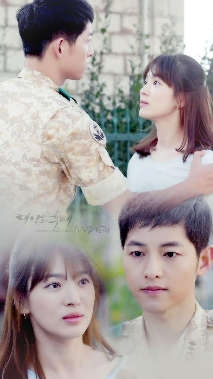 Wallpapers HD. Descendants of The Sun 태양의 후예 Starring: Song