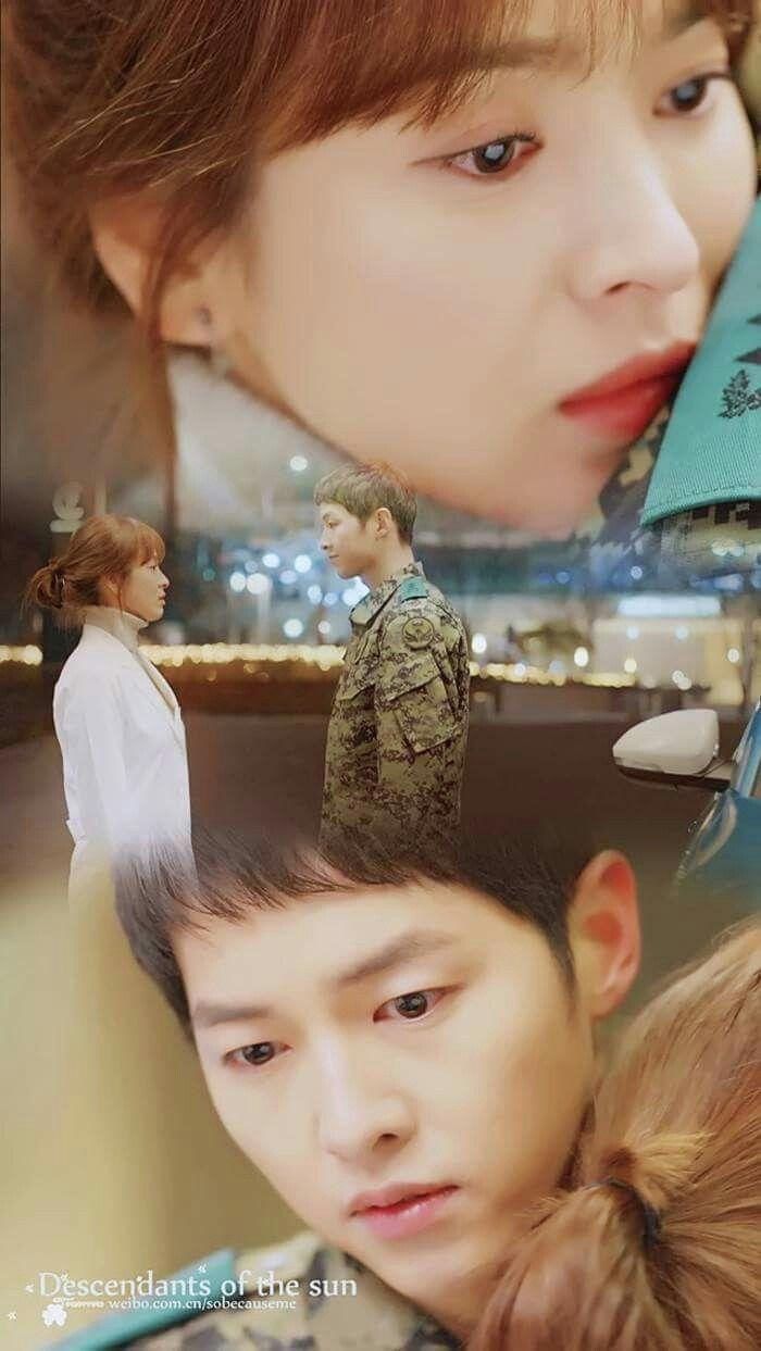 309 best descendants of the sun kdrama image