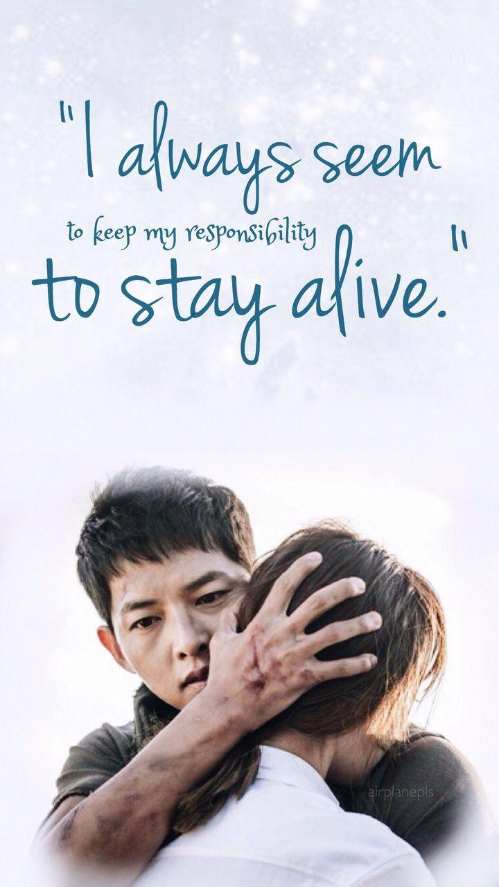 Descendants of the Sun wallpapers