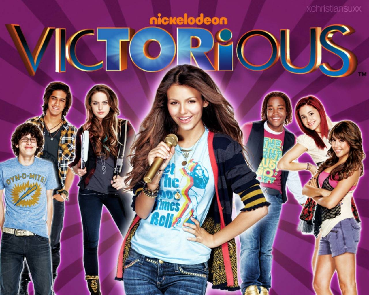 Victorious Wallpapers - Wallpaper Cave