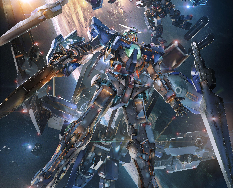 Gundam Versus Wallpapers Wallpaper Cave