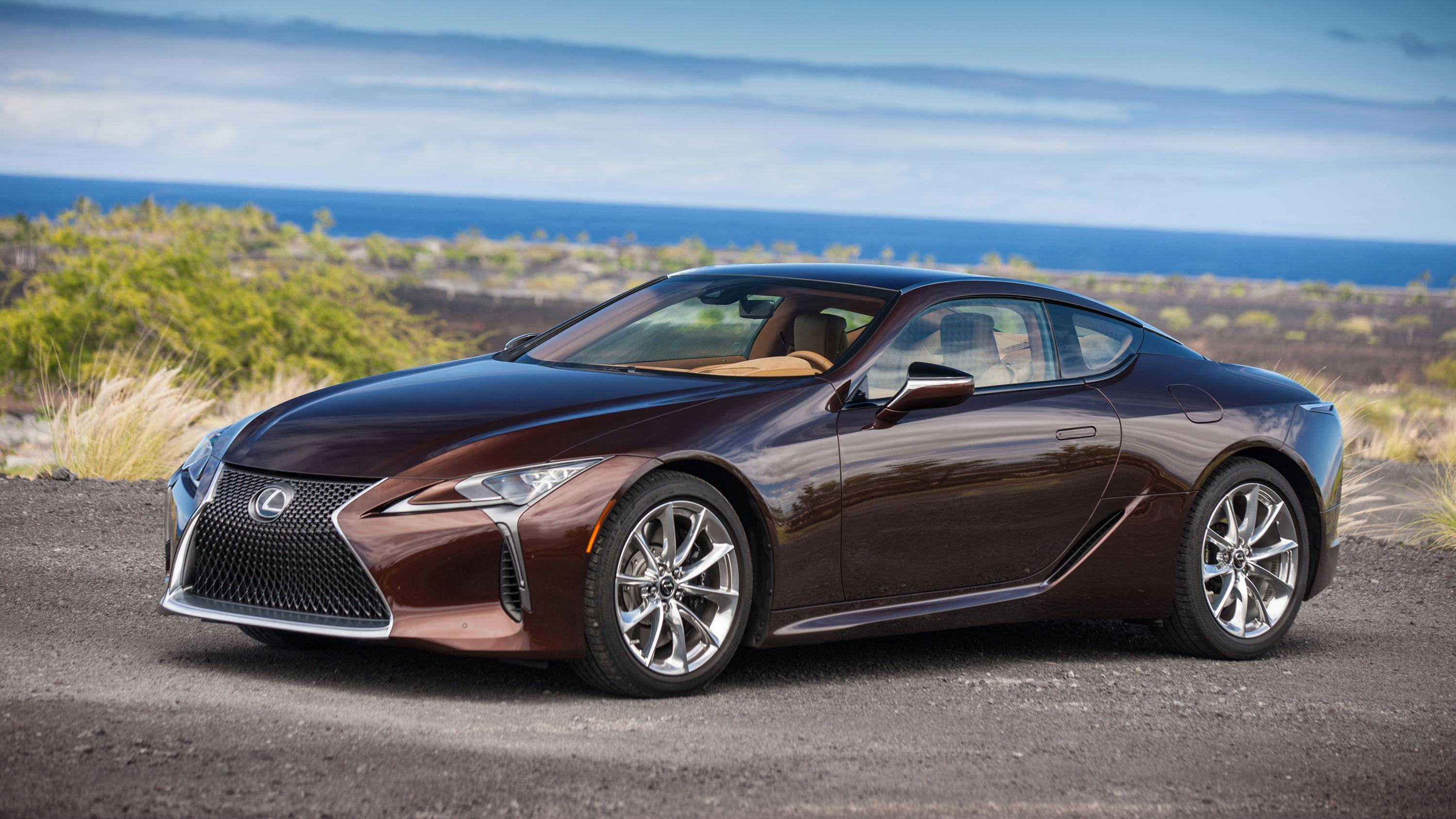2018 Lexus LC 500 Wallpaper | HD Car Wallpapers | ID #7642