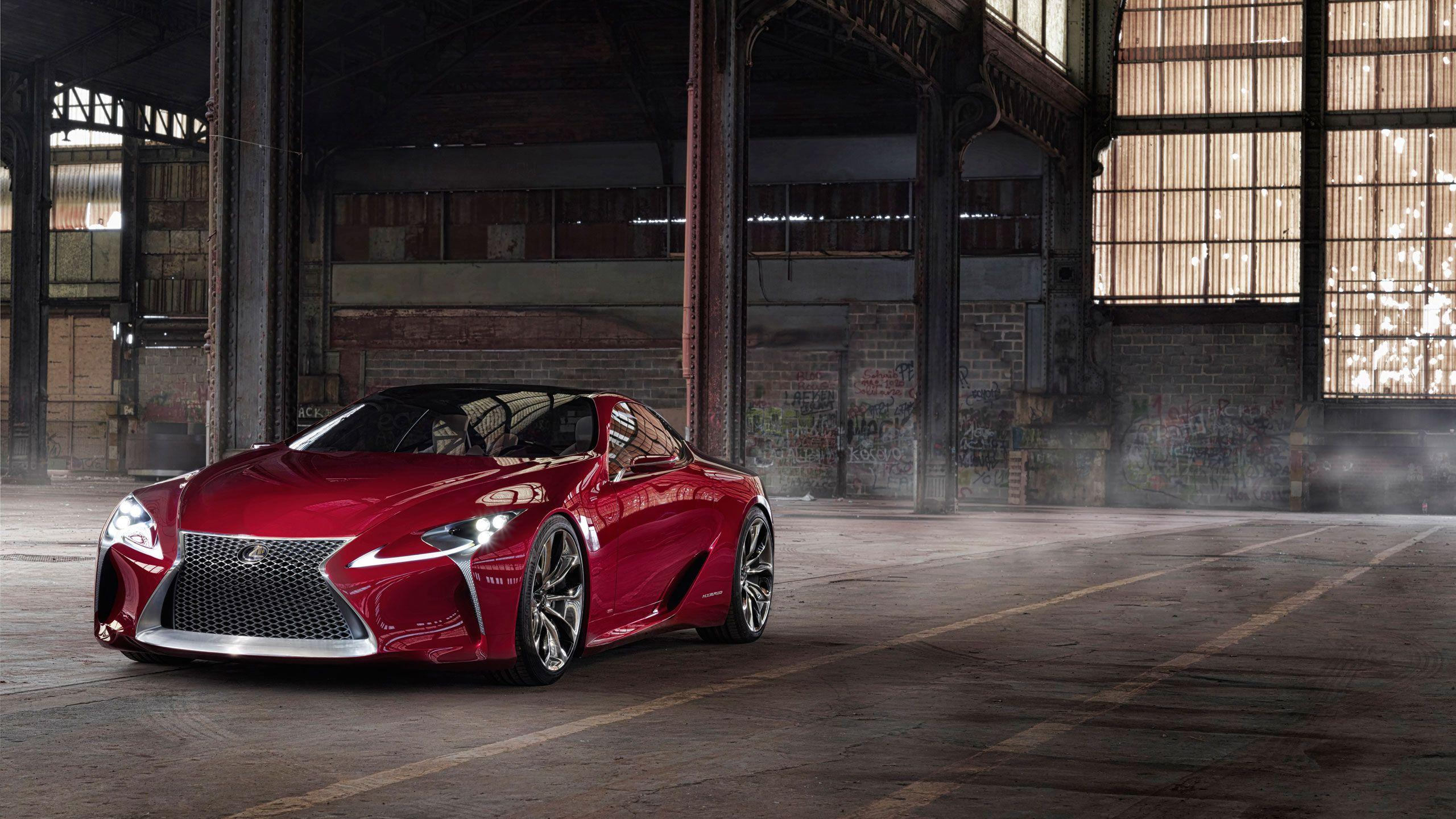 Cool Lexus LC Wallpapers Wallpapers Themes
