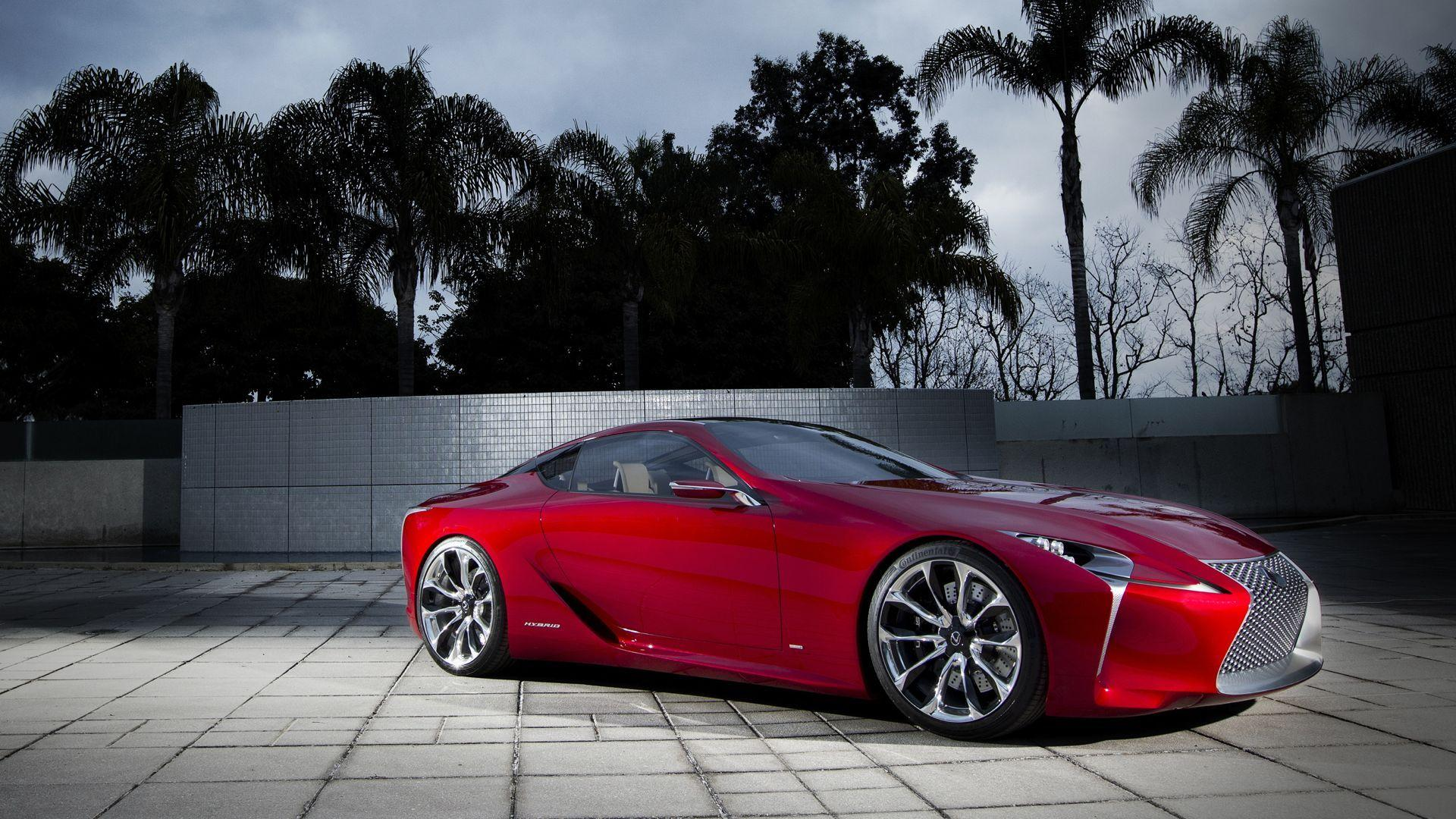 Your Ridiculously Cool Lexus LF