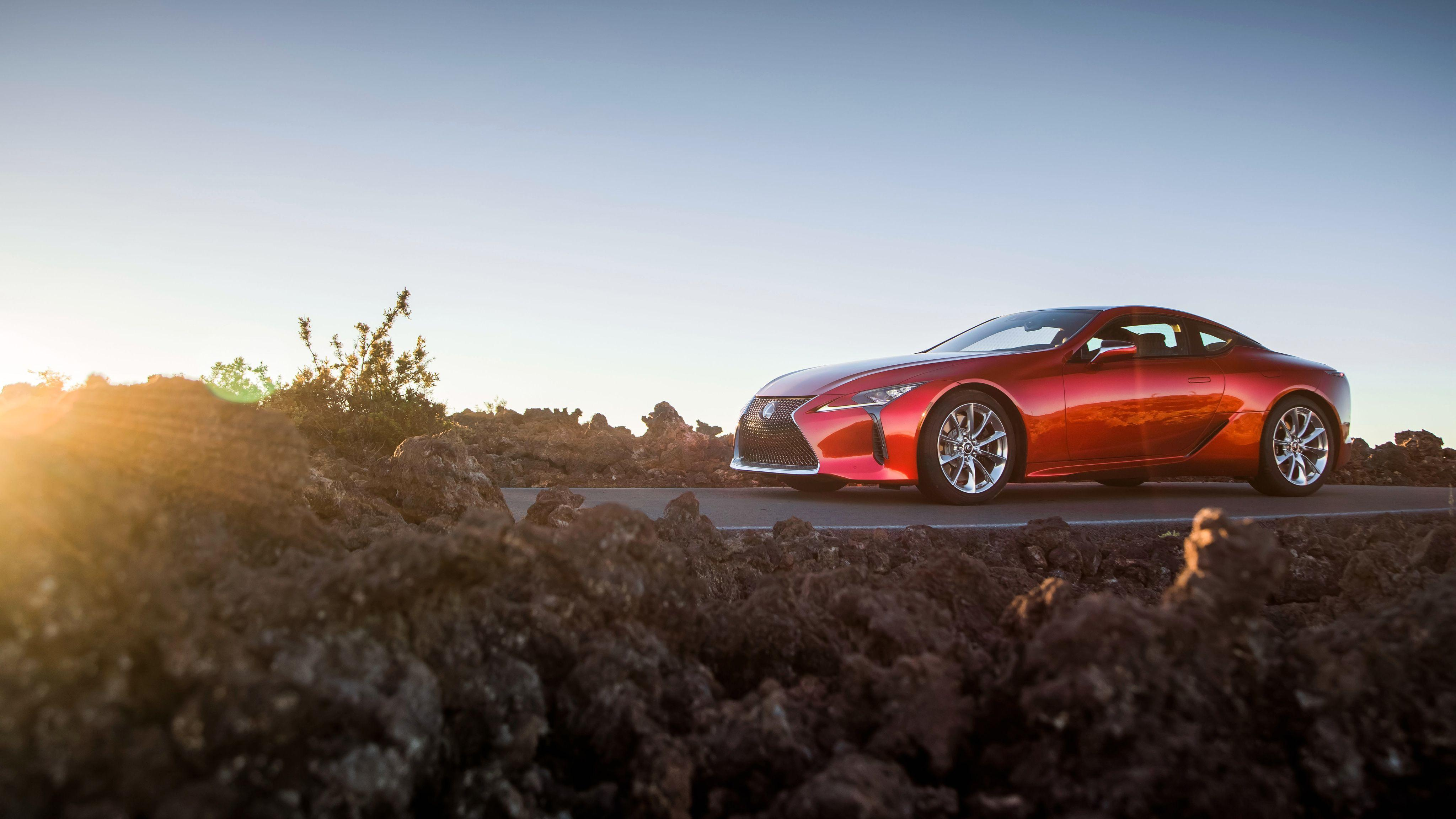 2018 Lexus LC 500 3 Wallpaper | HD Car Wallpapers