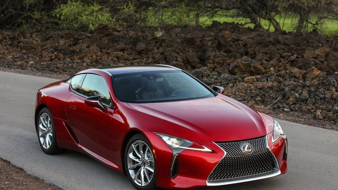 Lexus LC 500 2018 Photos, Pictures and Wallpapers
