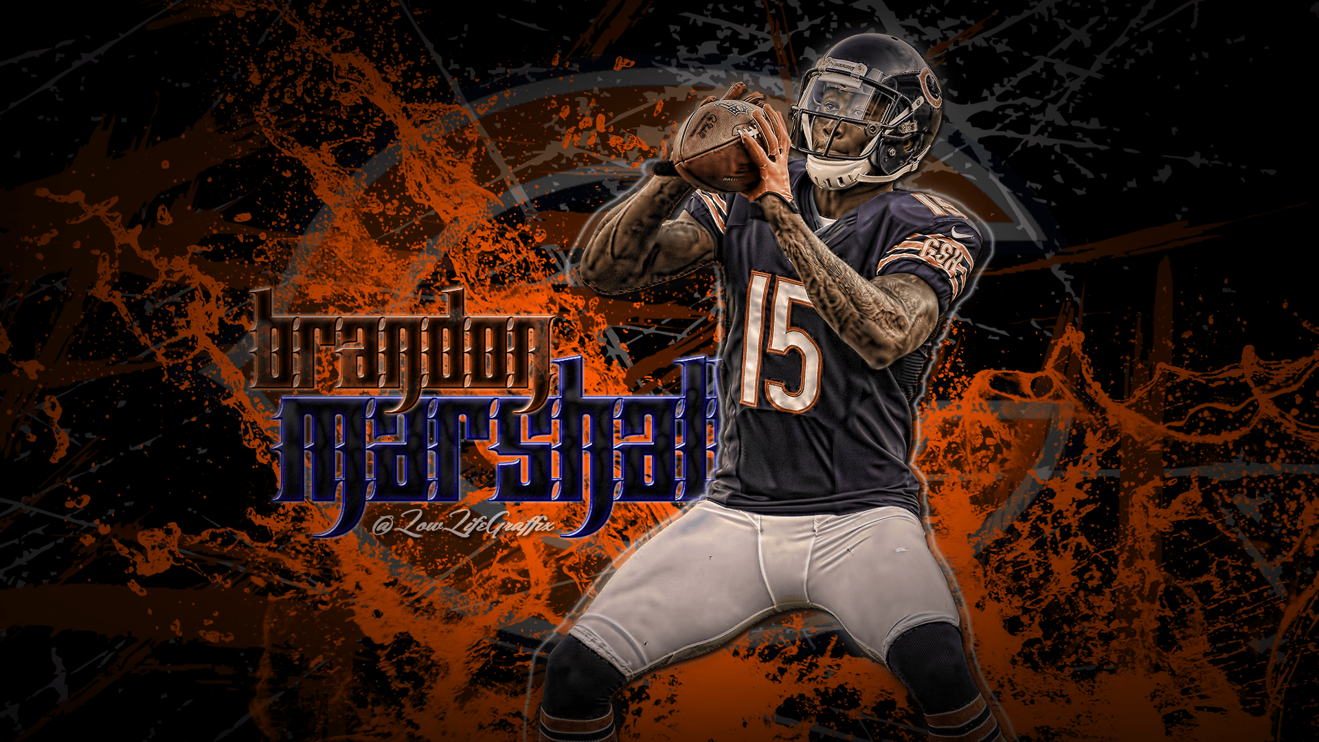 Brandon Gobey Wallpapers: Brandon Marshall Wallpapers