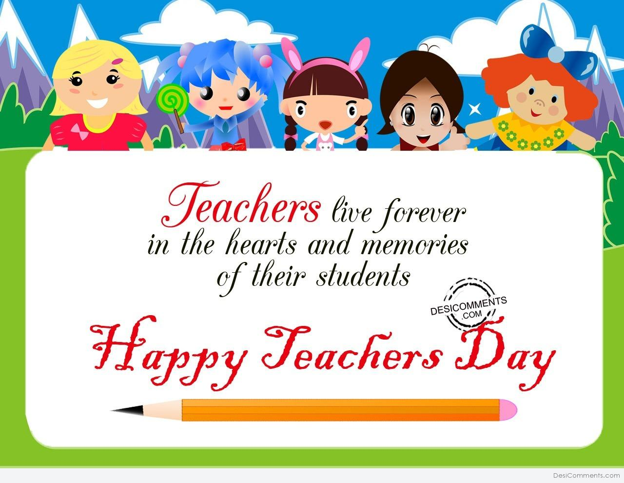 Teachers Day Wallpapers Wallpaper Cave