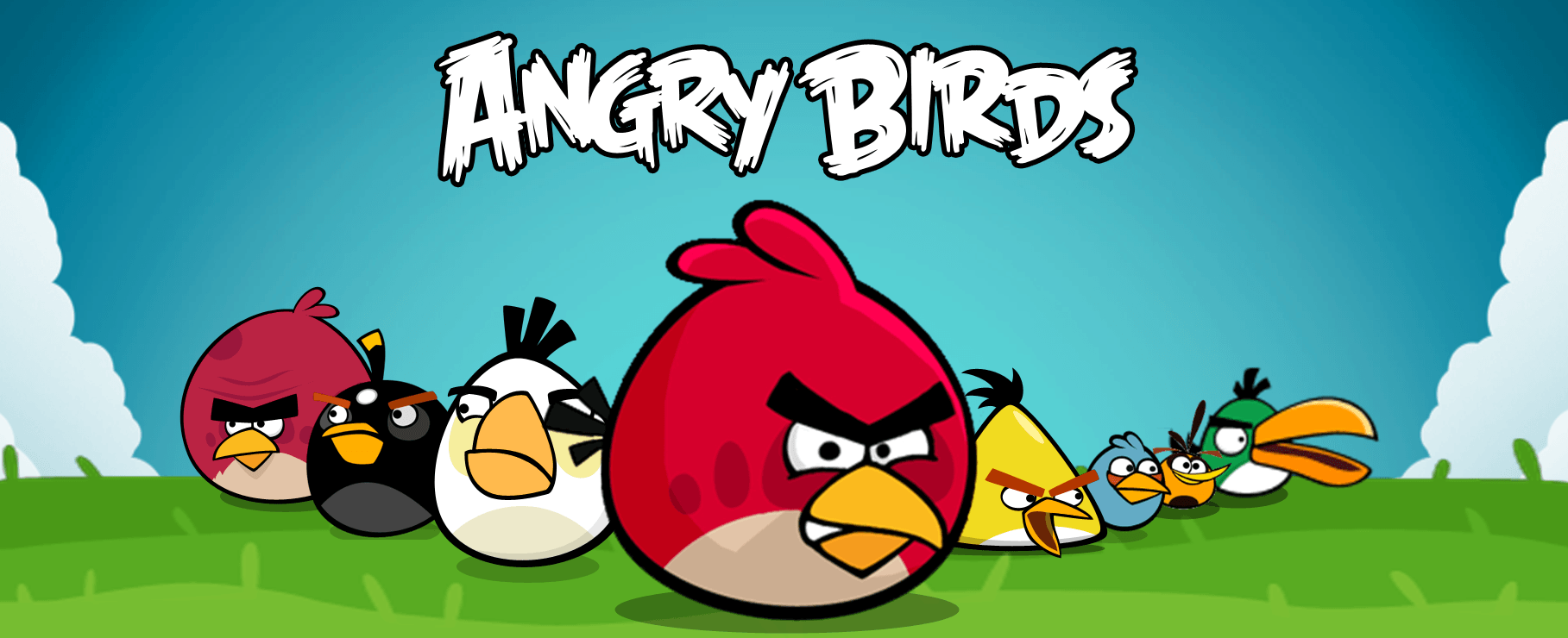 Angry Birds Wallpapers Group (90+)