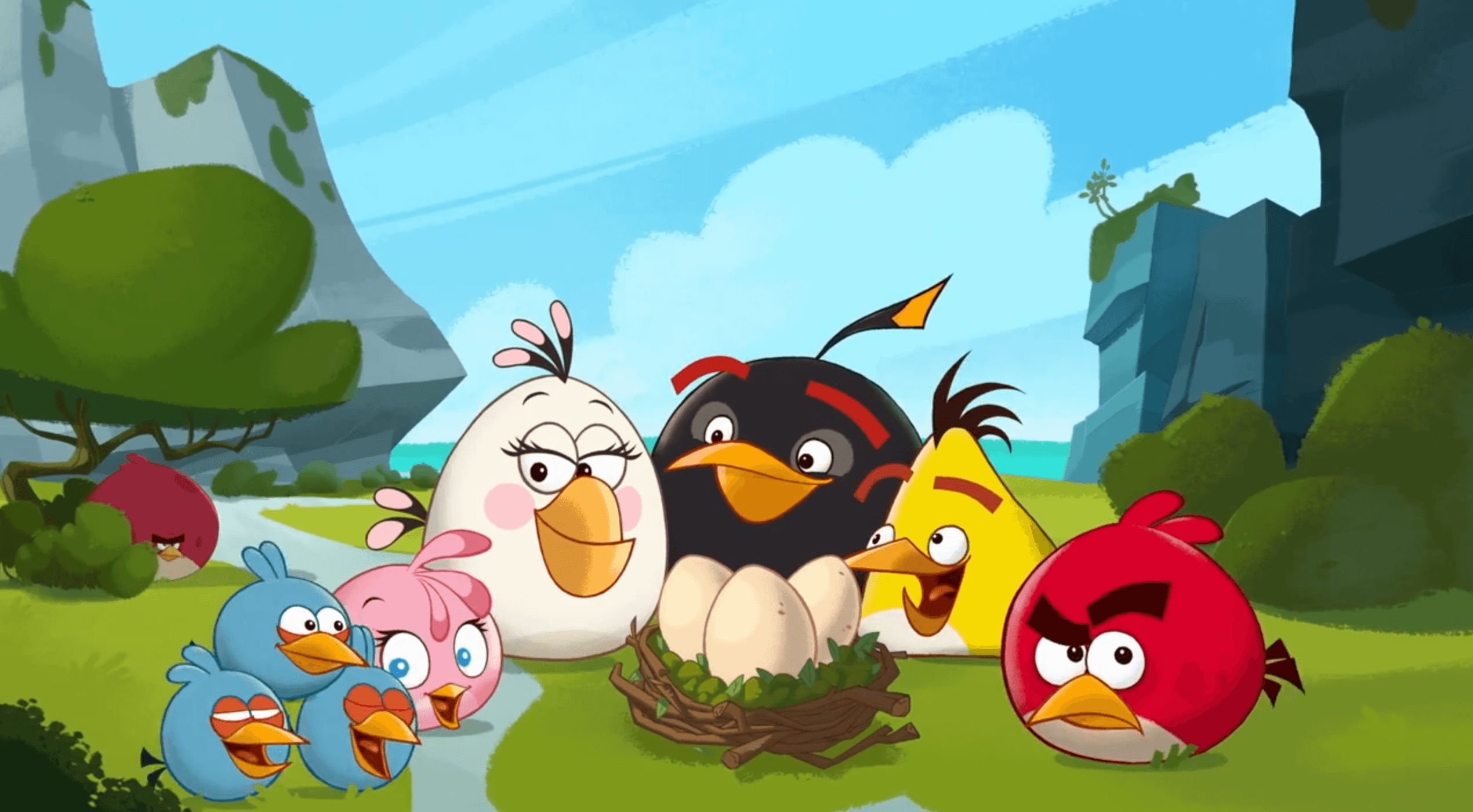 Wallpapers Of Angry Birds - wallpaper hd