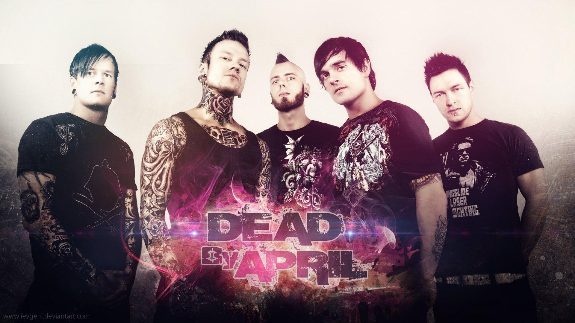 Dead By April Wallpapers Wallpaper Cave