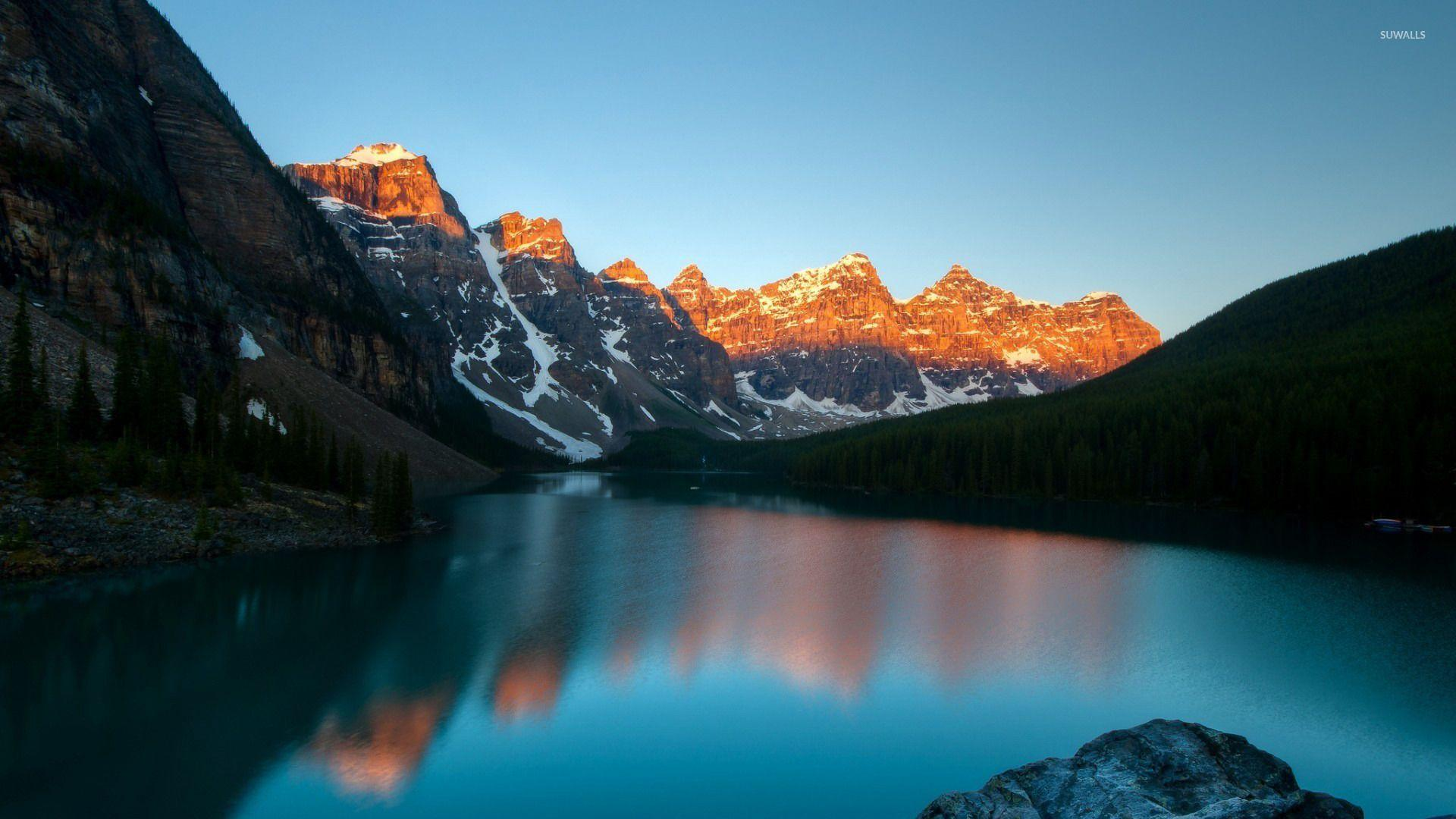 Moraine Lake, Banff National Park [4] wallpapers