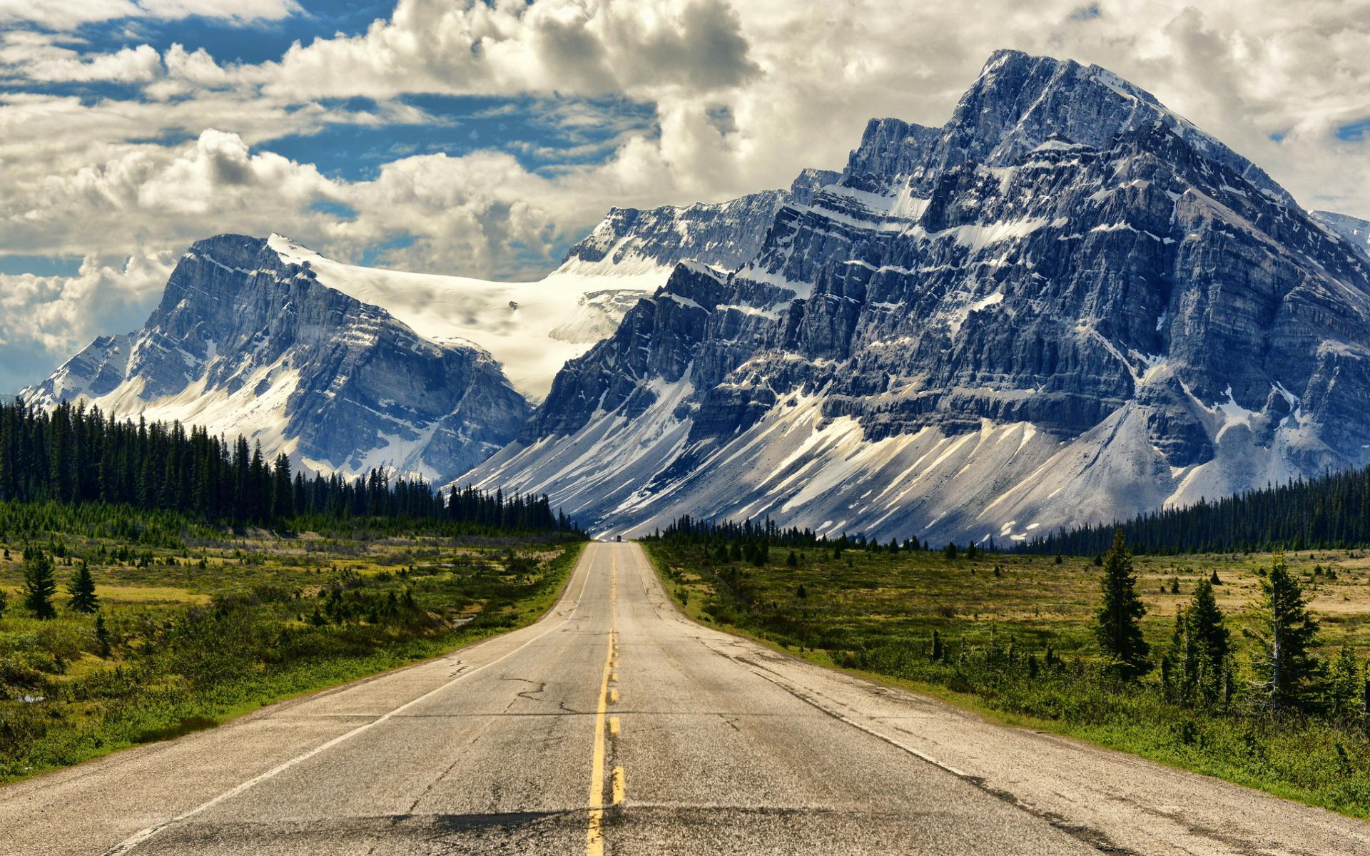 HD Banff national park canada Wallpapers