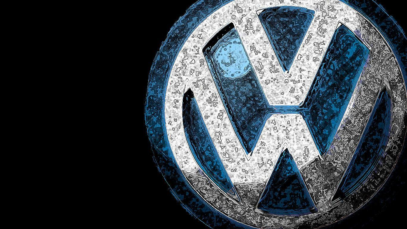 Gallery For > Volkswagen Logo HD Wallpapers