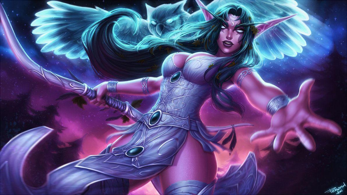 Warcraft azshara hentai hentai movie