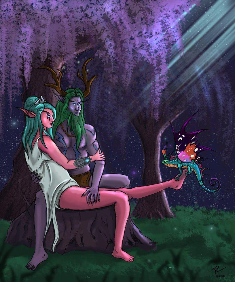 World of warcraft tyrande whisperwind sex video hentai tube