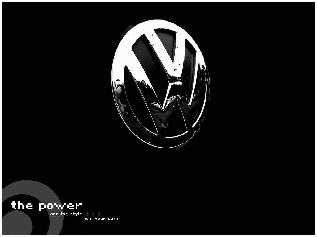 Vw Logo Wallpapers Wallpaper Cave