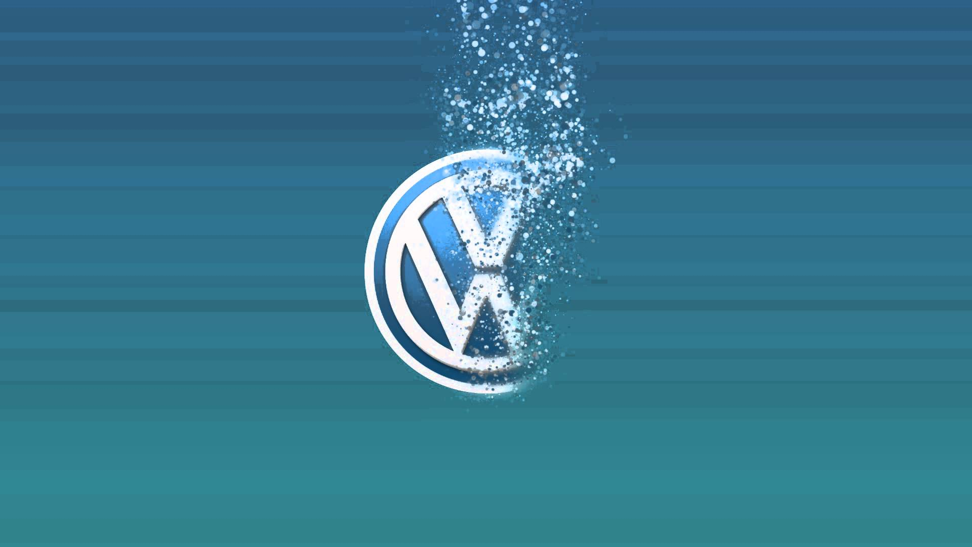 Gallery of Volkswagen-Logo