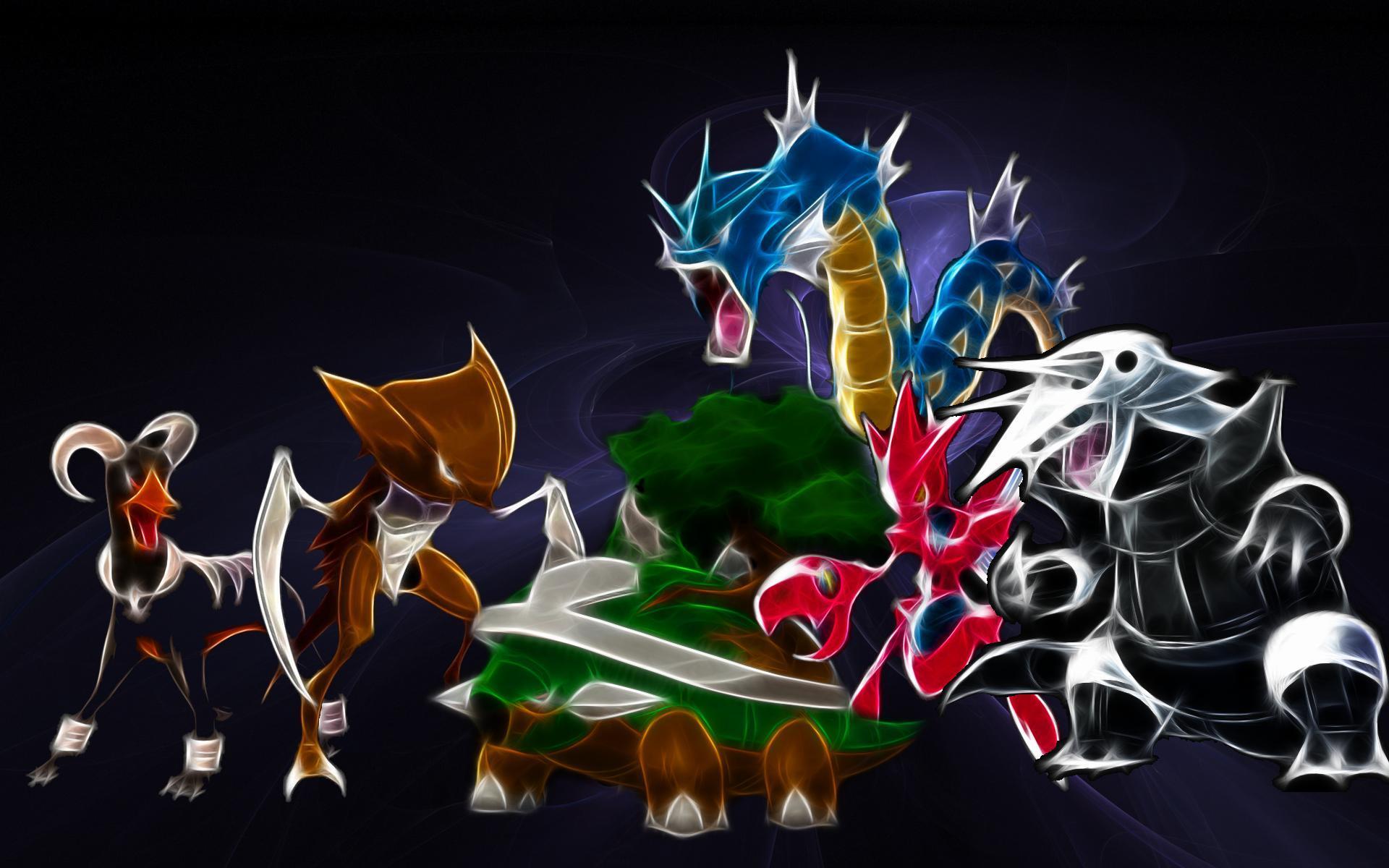 Shiny Pokémon Wallpapers - Wallpaper Cave