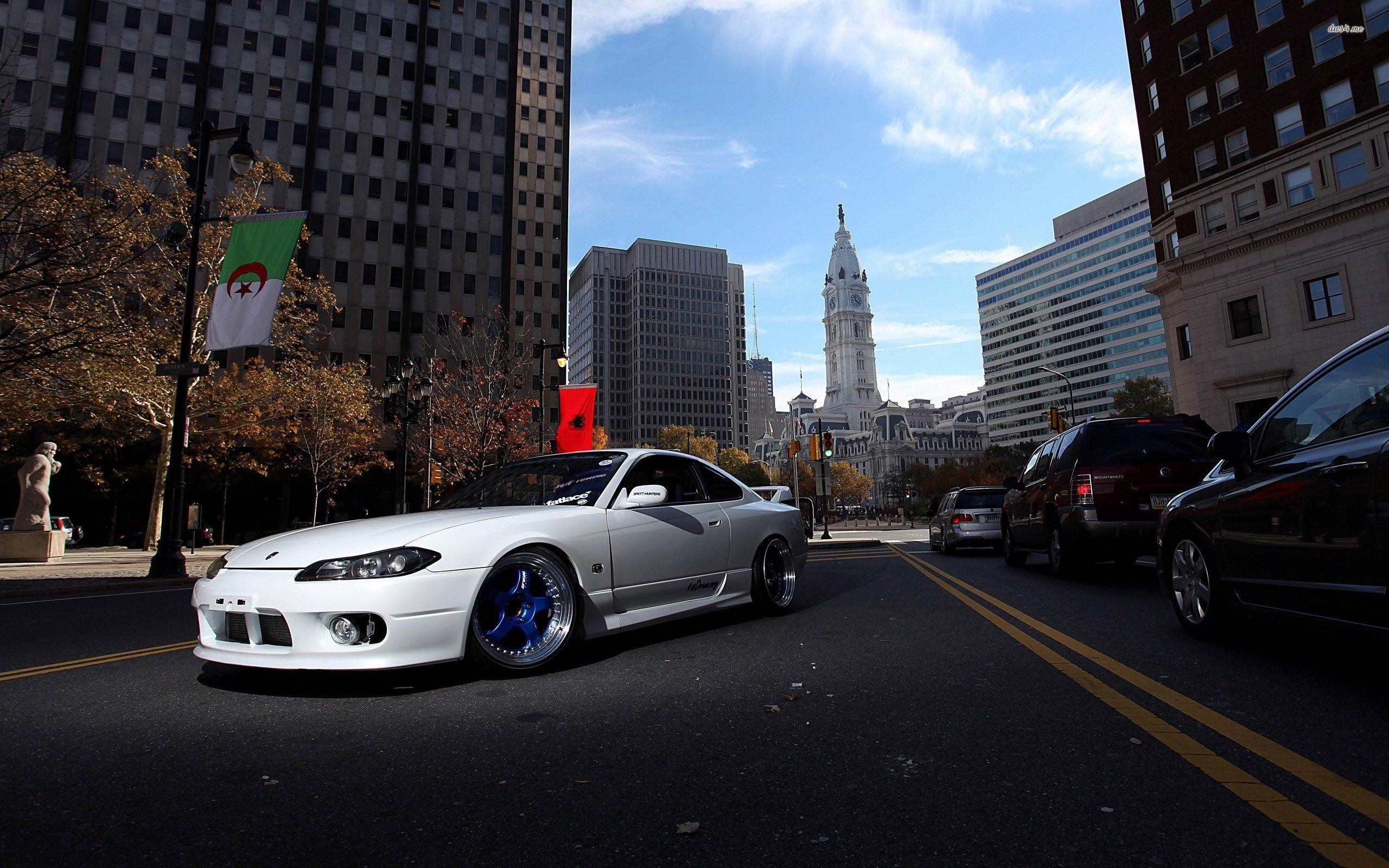 Nissan Silvia S15 Wallpapers