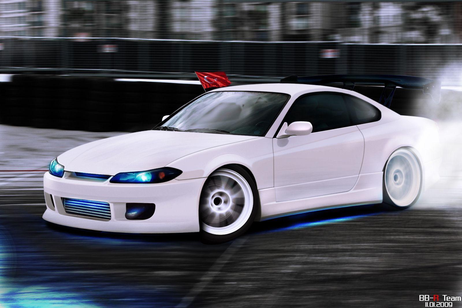 1600x1200px #902229 Nissan Silvia S15 (319.4 KB) | 24.07.2015 | By