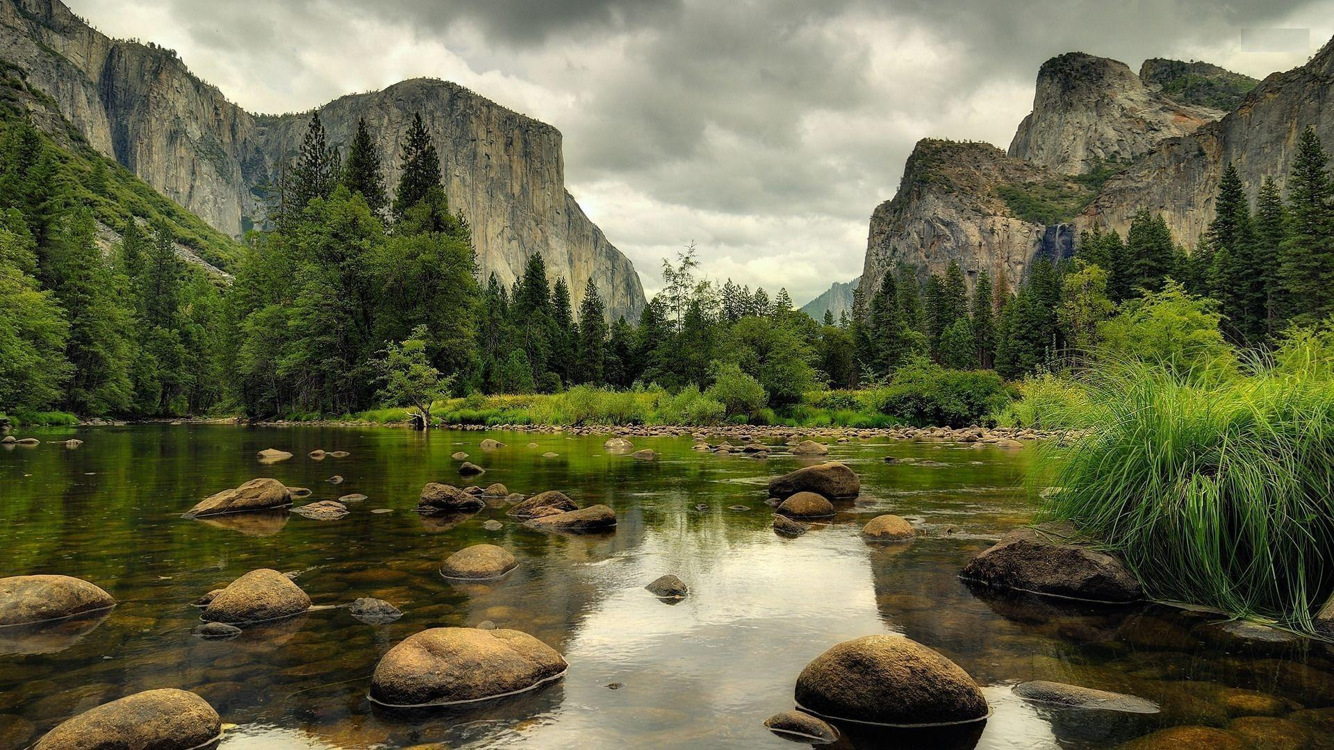 Download Yosemite National Park Wallpapers HD Gallery