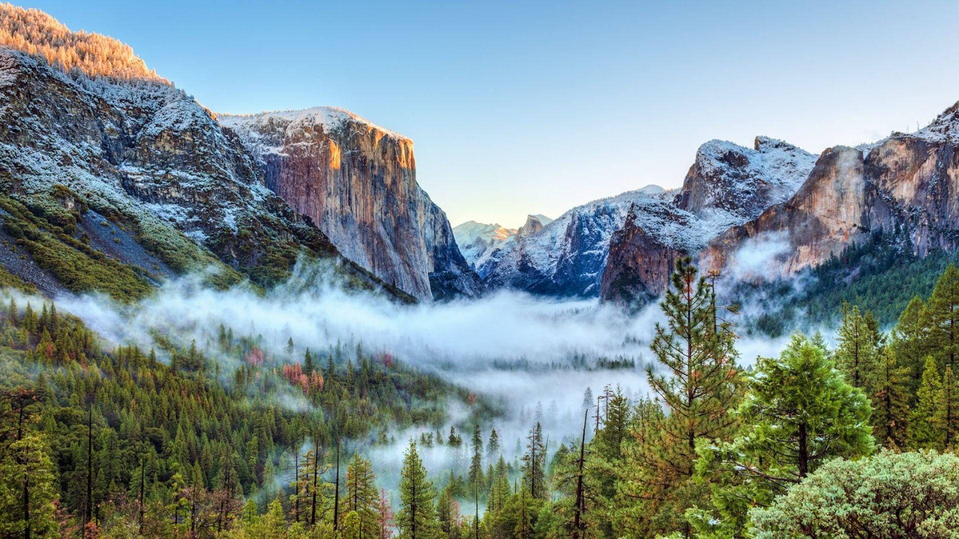 Full HD 1080p Yosemite national park Wallpapers HD, Desktop