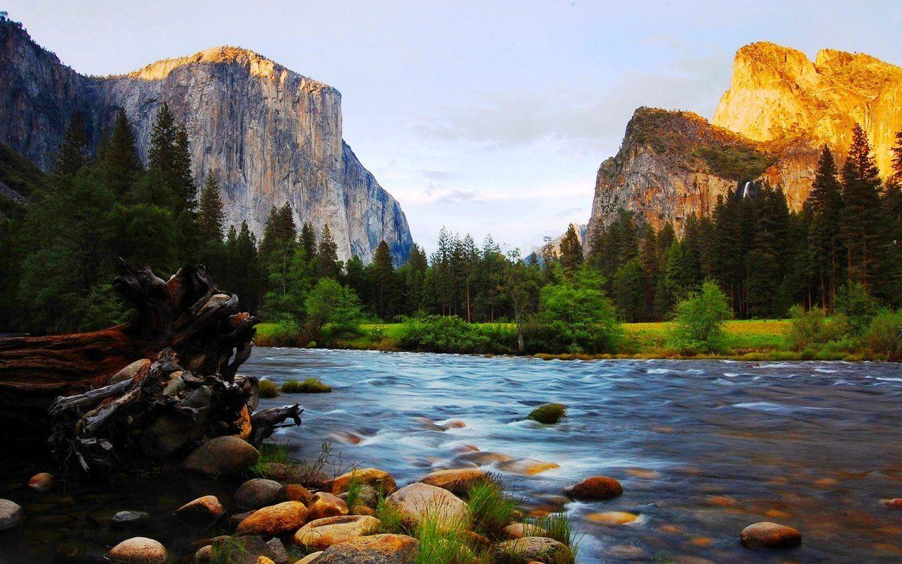 Wallpapers California Yosemite National