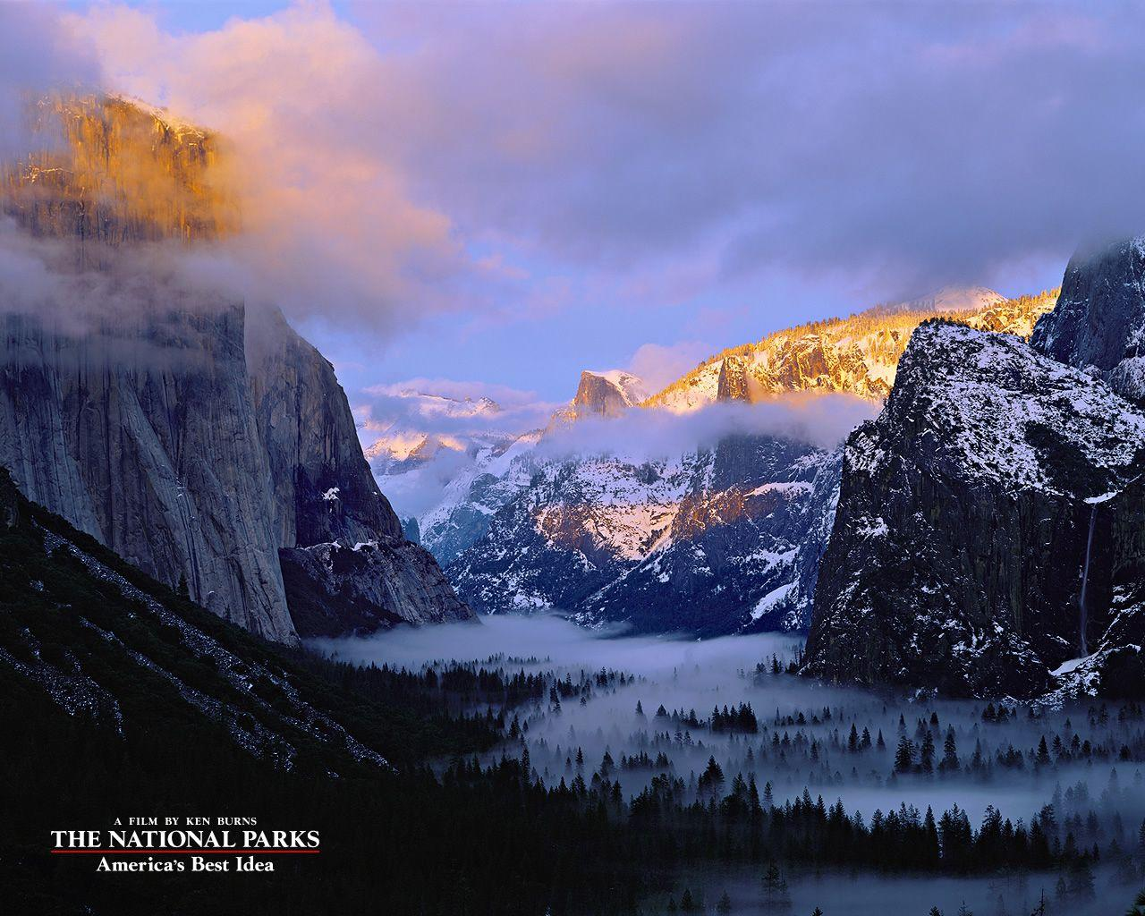 The National Parks: America's Best Idea: Download Wallpapers