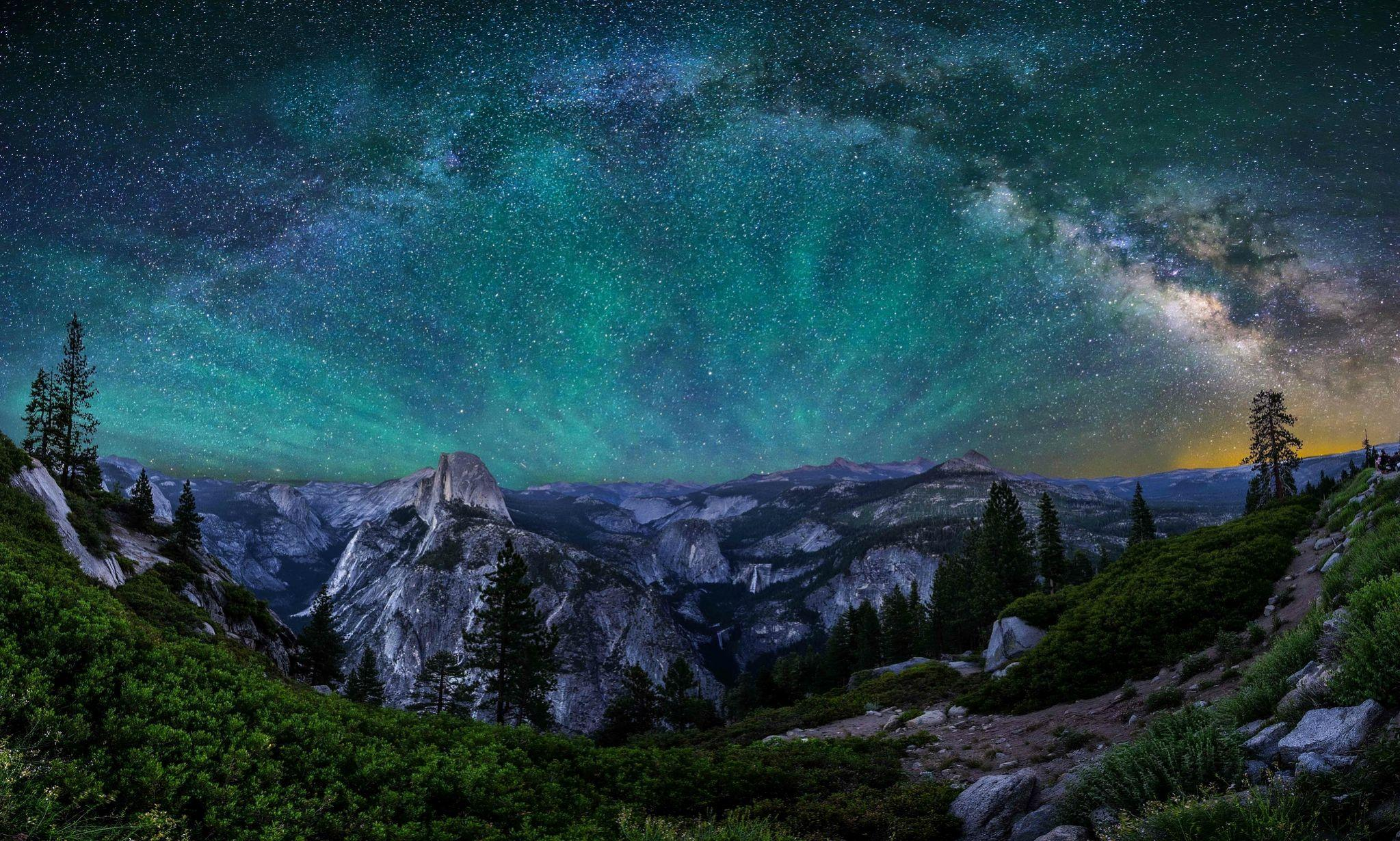 Yosemite National Park Full HD Wallpapers and Backgrounds