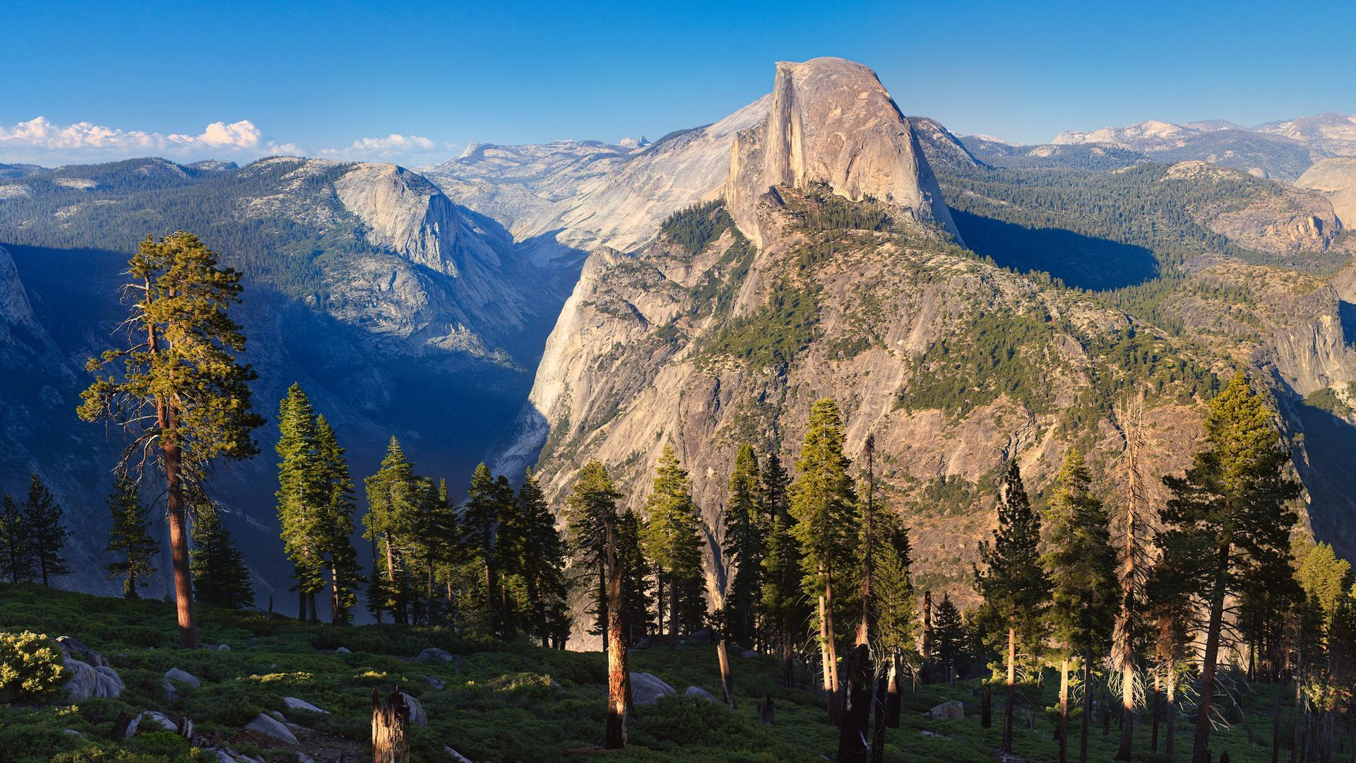 Yosemite National Park HD desktop wallpapers : Widescreen : High