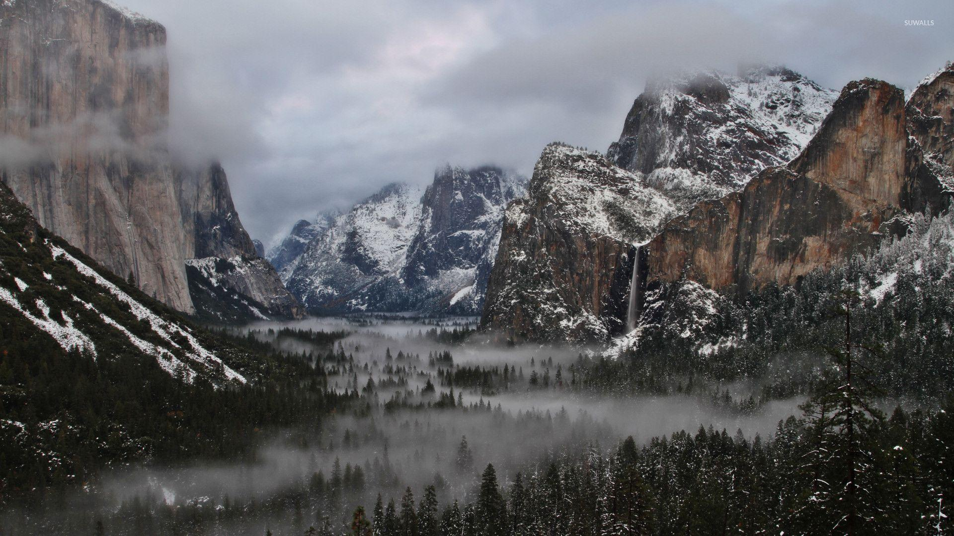 Yosemite National Park [4] wallpapers