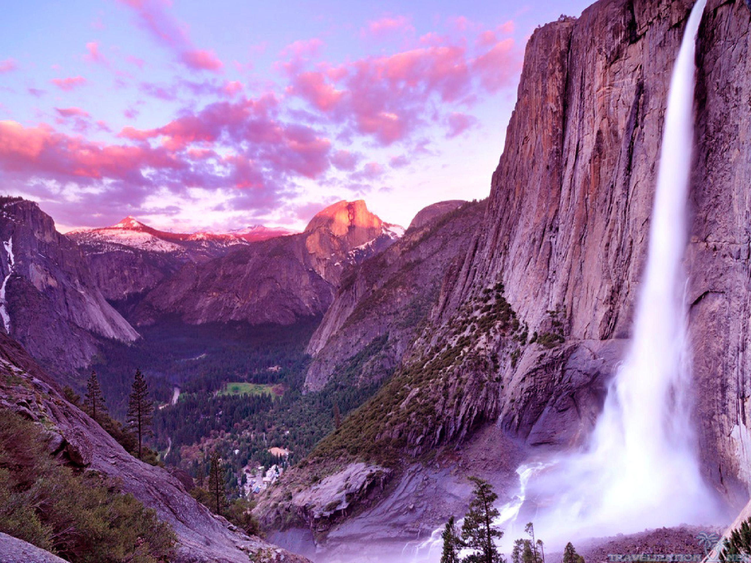 Yosemite National Park Wallpapers Group