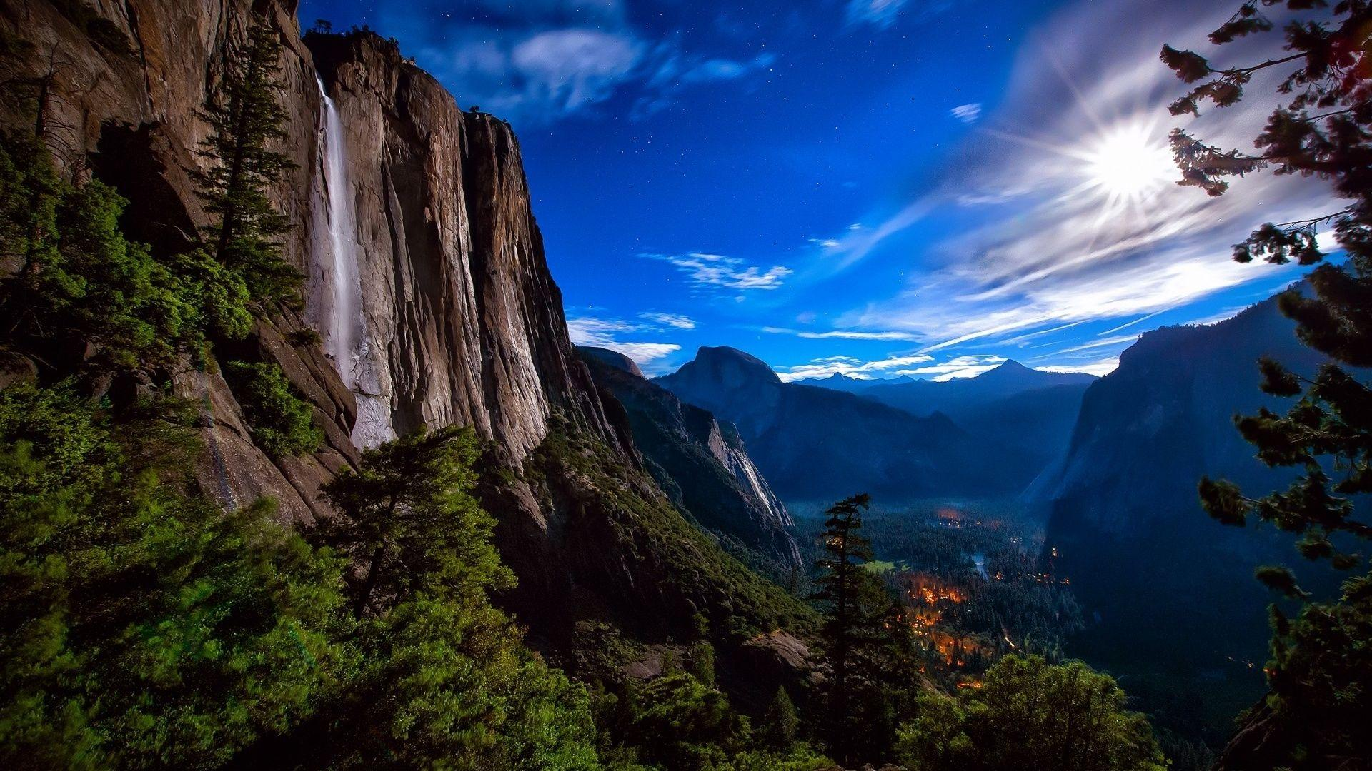 Yosemite Wallpapers HD