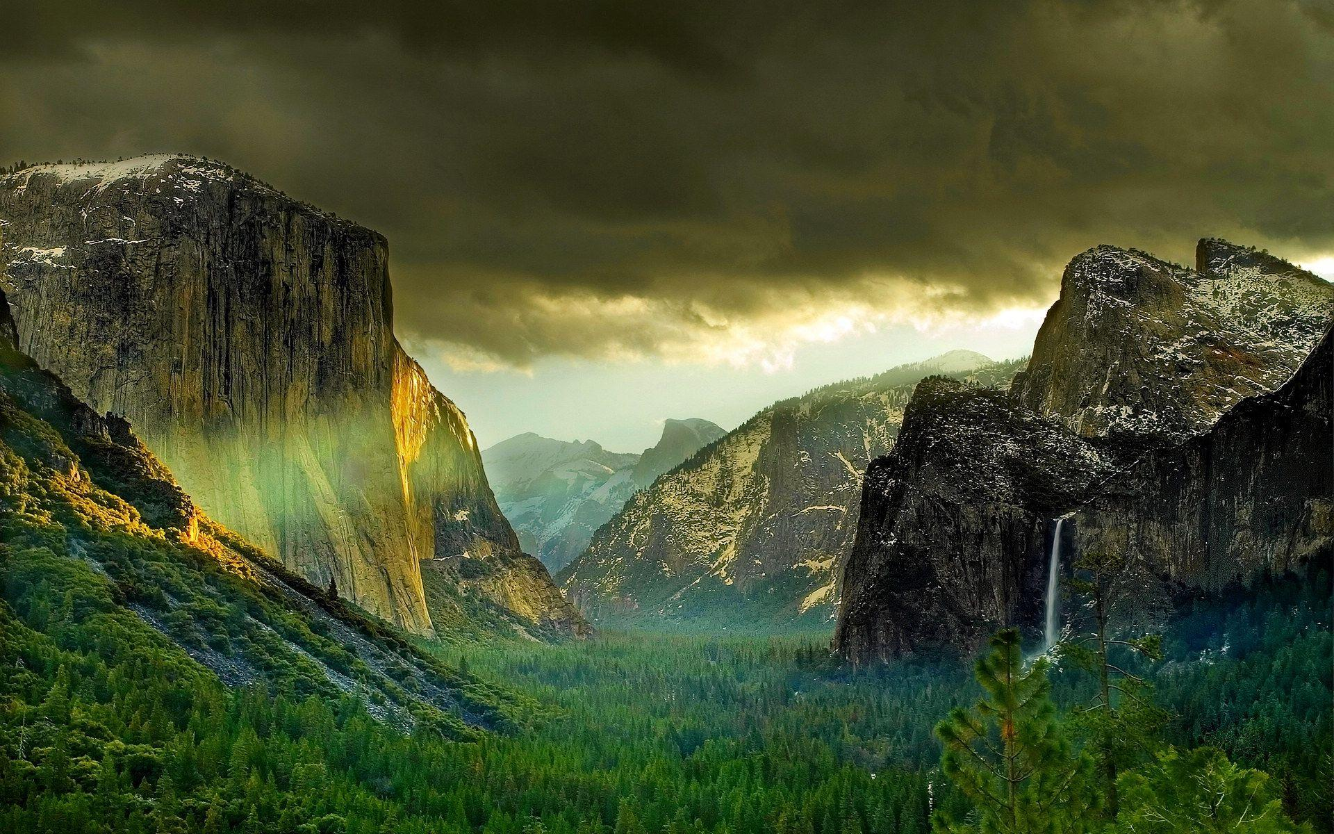 Yosemite Wallpapers Widescreen