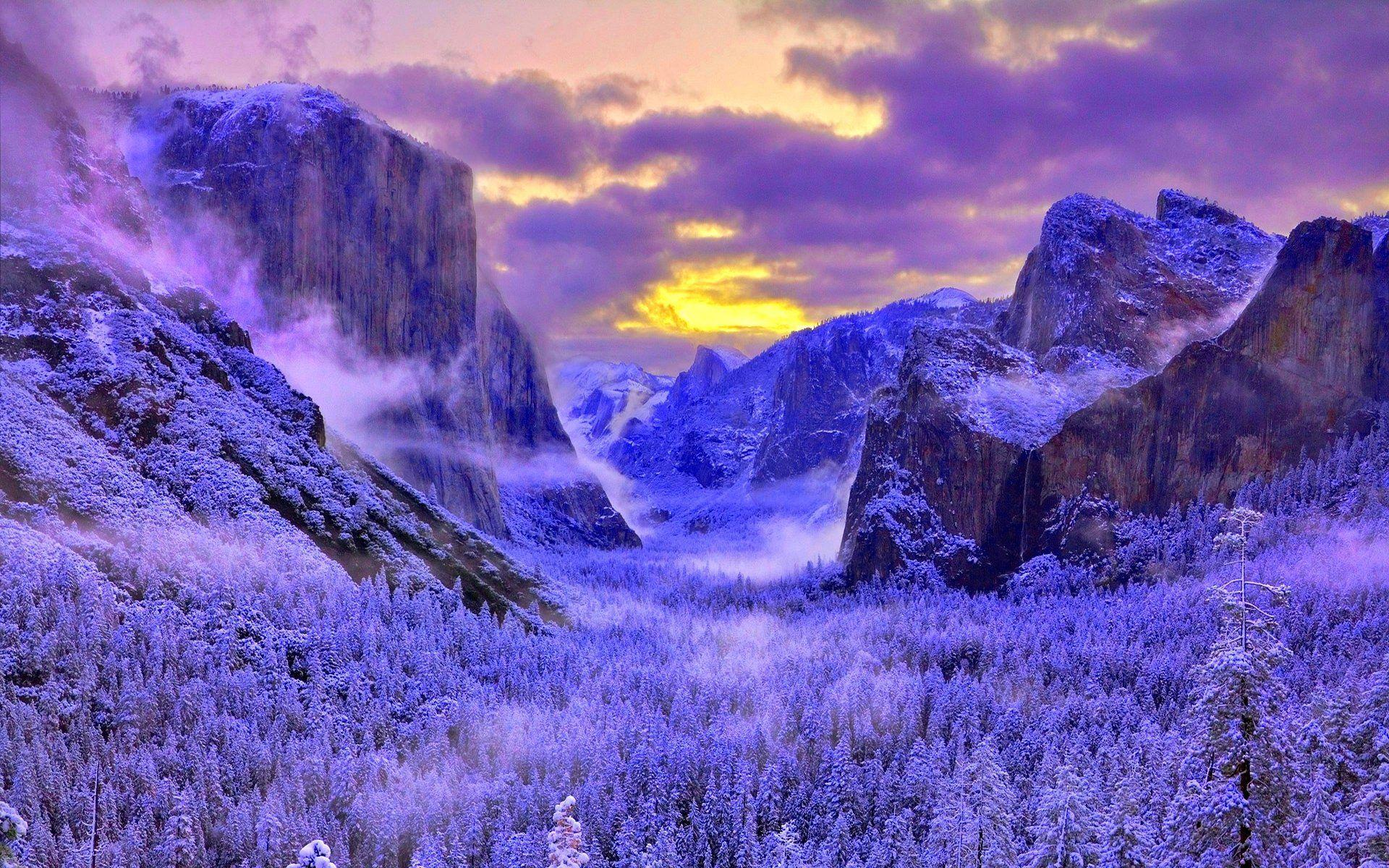 55 Yosemite National Park HD Wallpapers