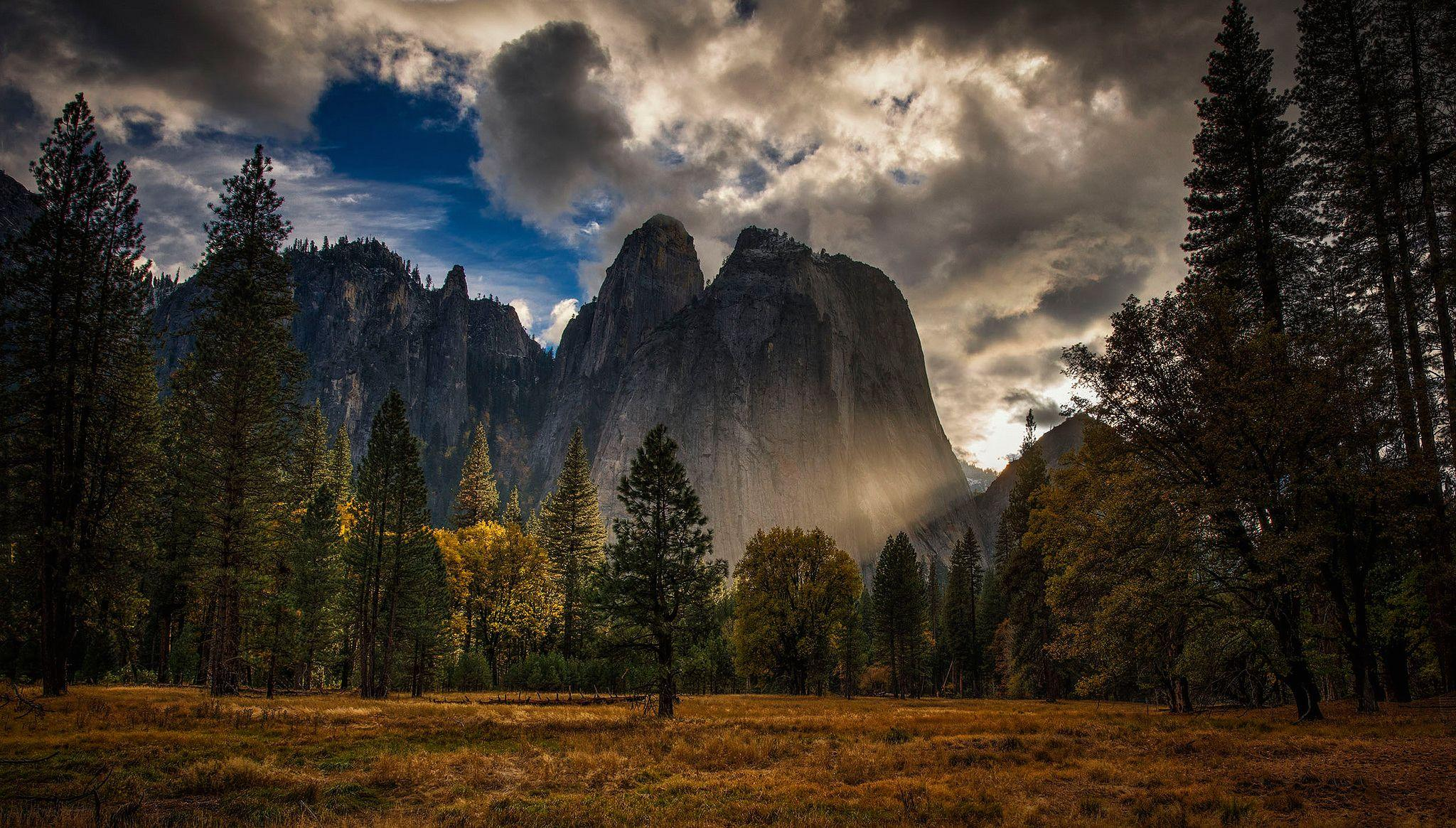 40 Yosemite National Park HD Wallpapers